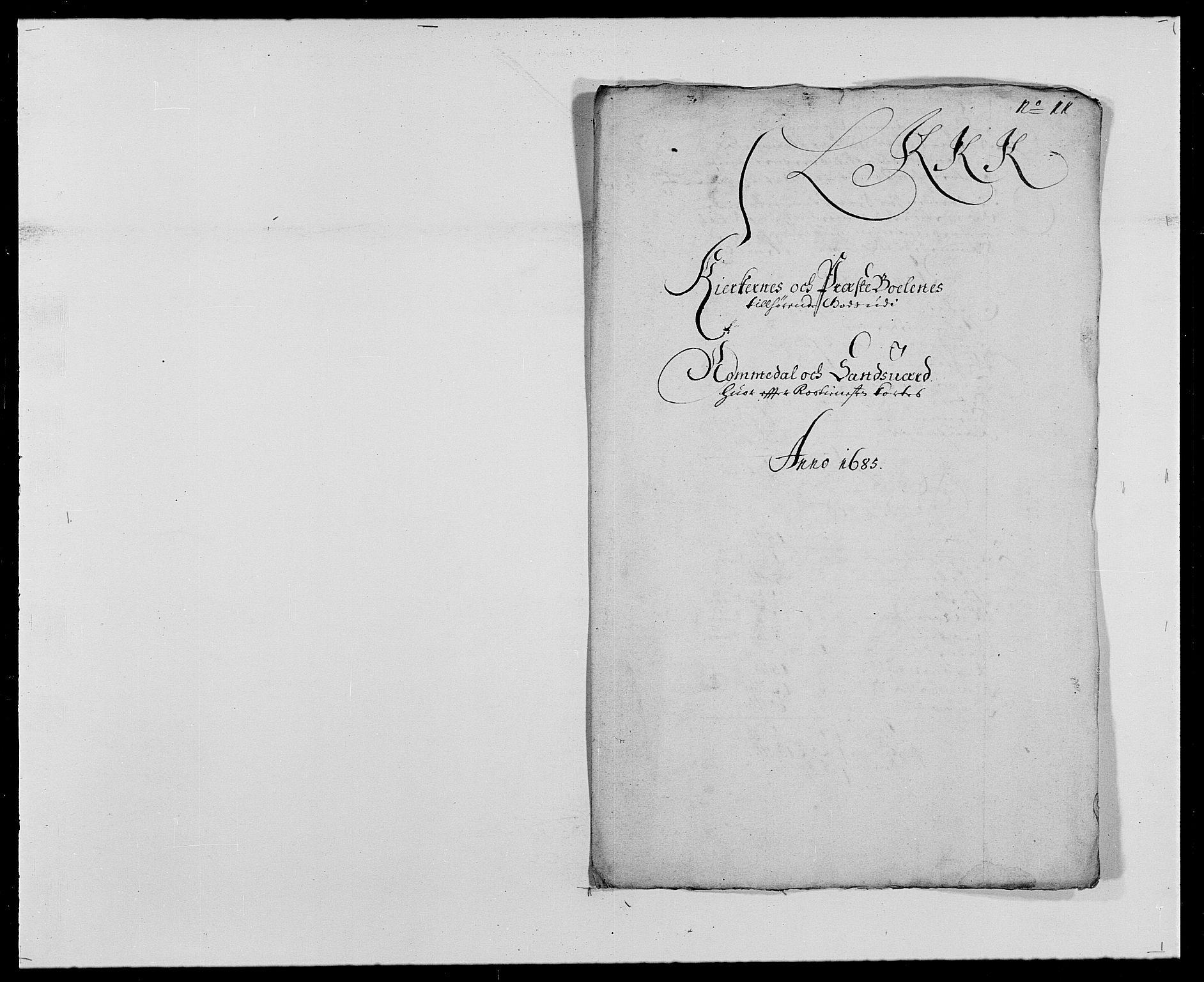 RA, Rentekammeret inntil 1814, Reviderte regnskaper, Fogderegnskap, R24/L1571: Fogderegnskap Numedal og Sandsvær, 1679-1686, s. 418