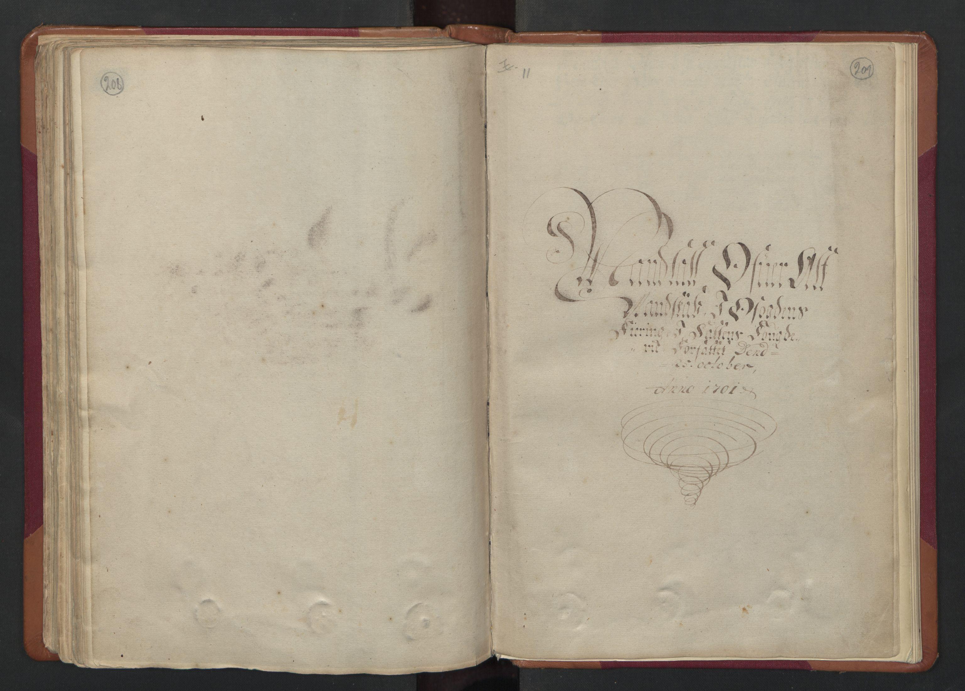 RA, Manntallet 1701, nr. 17: Salten fogderi, 1701, s. 208-209