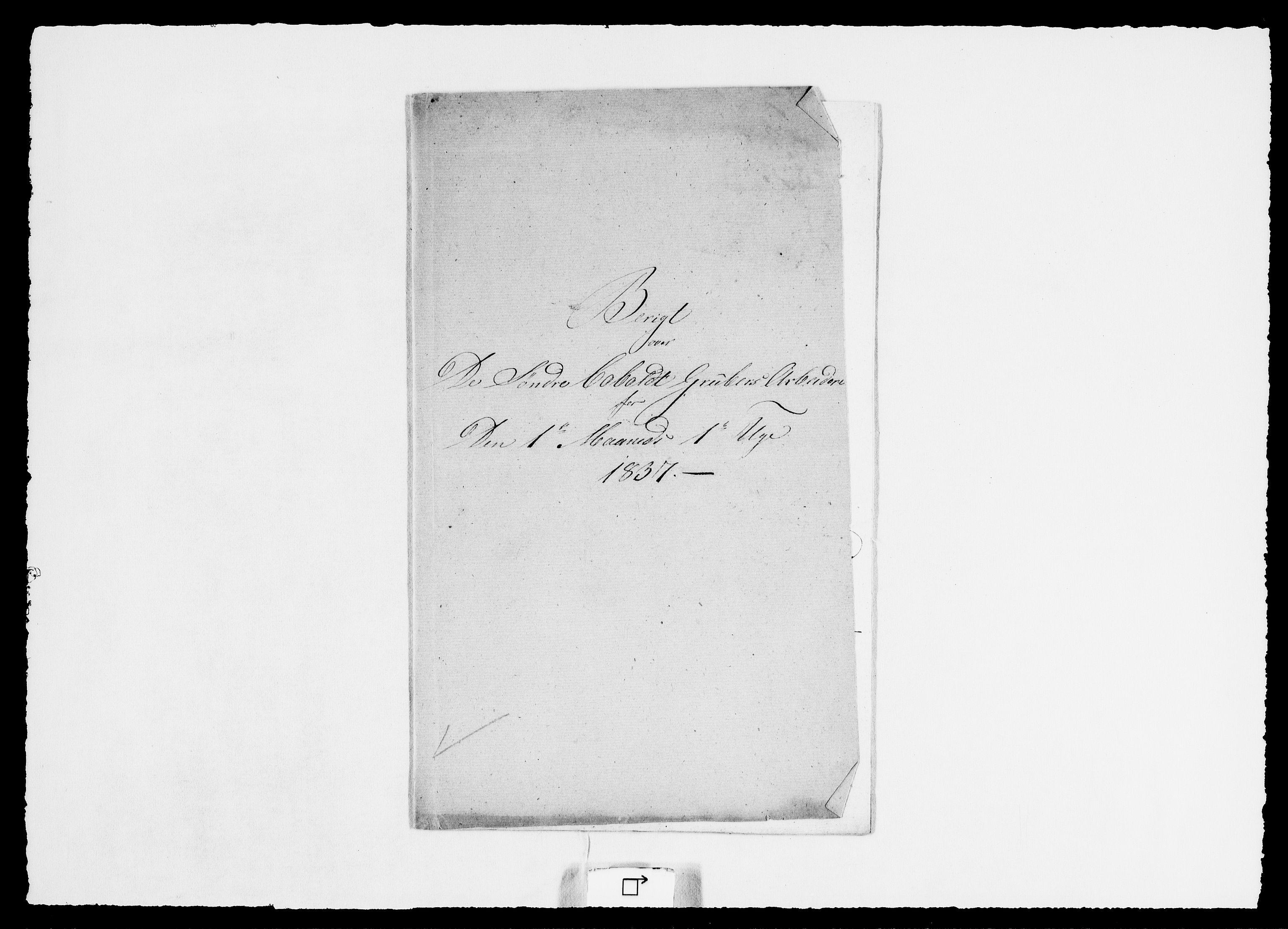 RA, Modums Blaafarveværk, G/Ge/L0351, 1837, s. 2