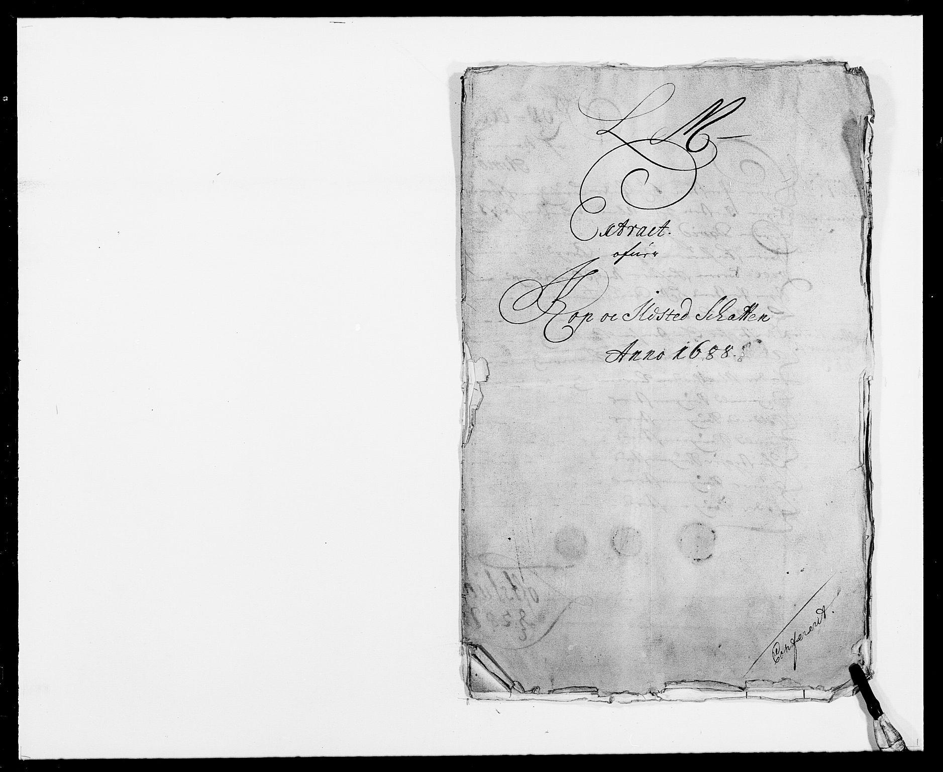 RA, Rentekammeret inntil 1814, Reviderte regnskaper, Fogderegnskap, R24/L1573: Fogderegnskap Numedal og Sandsvær, 1687-1691, s. 332