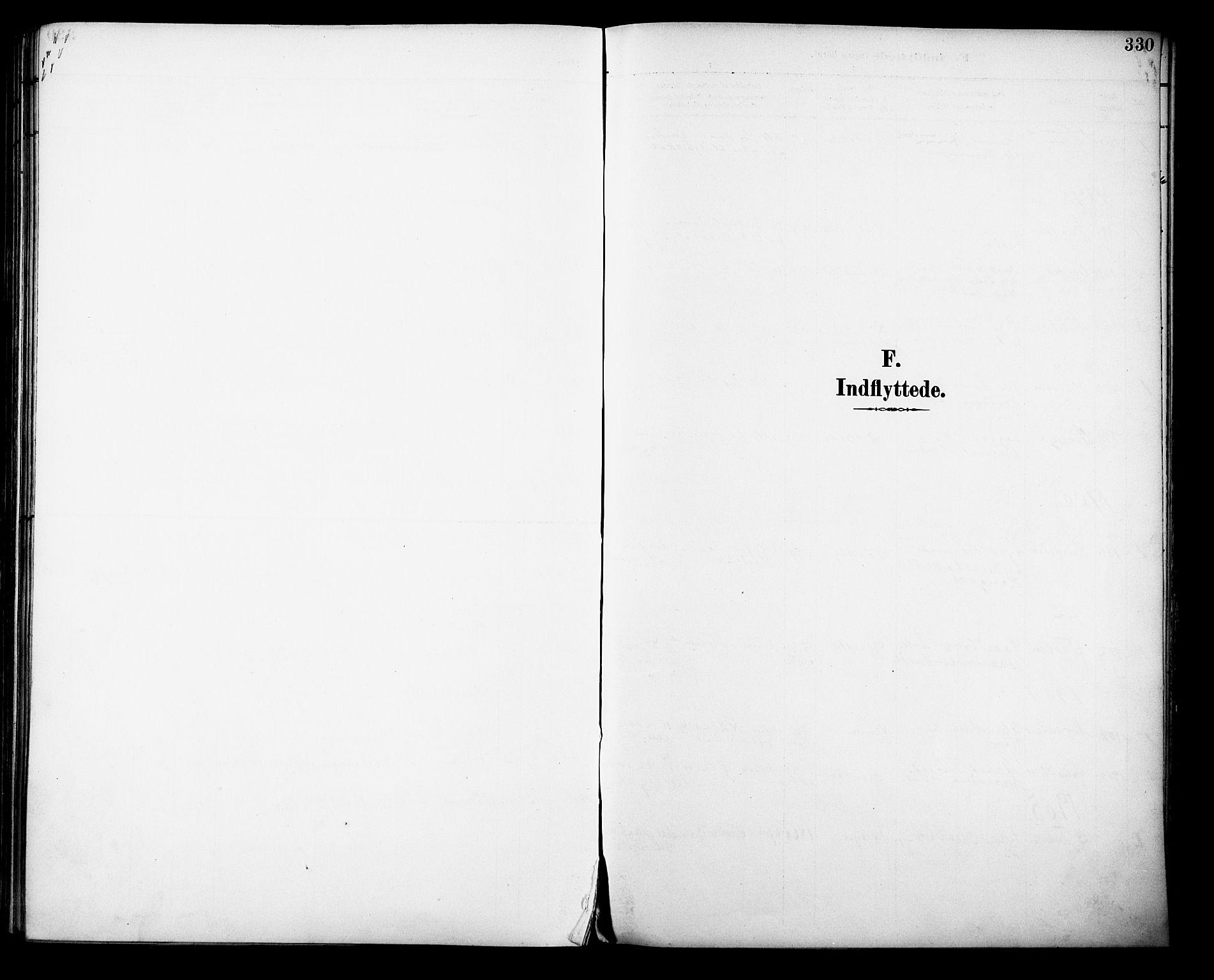 SAH, Vestre Toten prestekontor, Ministerialbok nr. 13, 1895-1911, s. 330