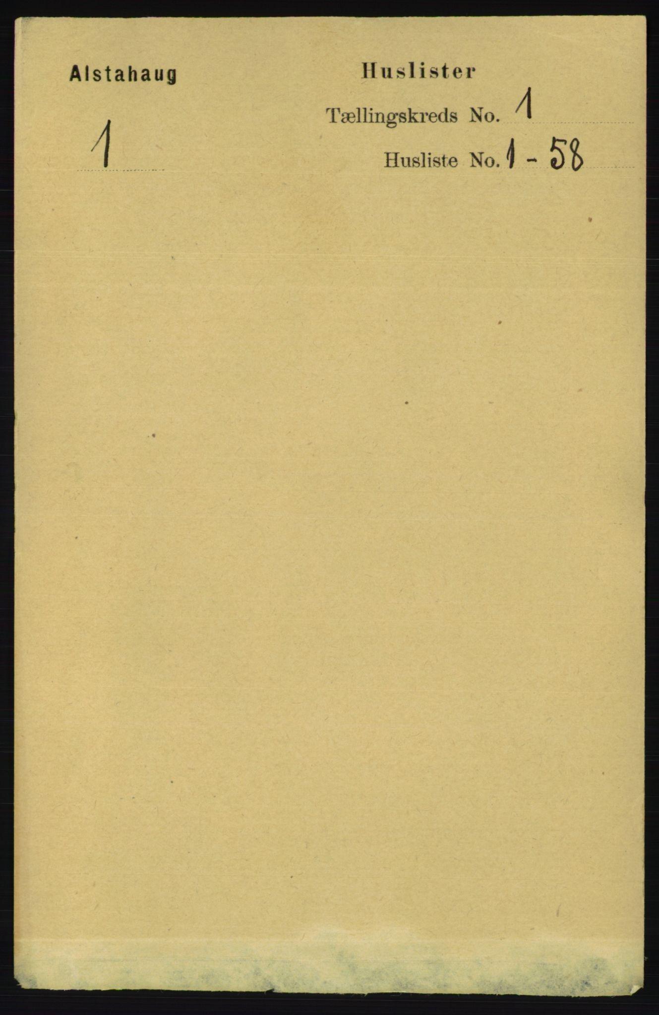 RA, Folketelling 1891 for 1820 Alstahaug herred, 1891, s. 35