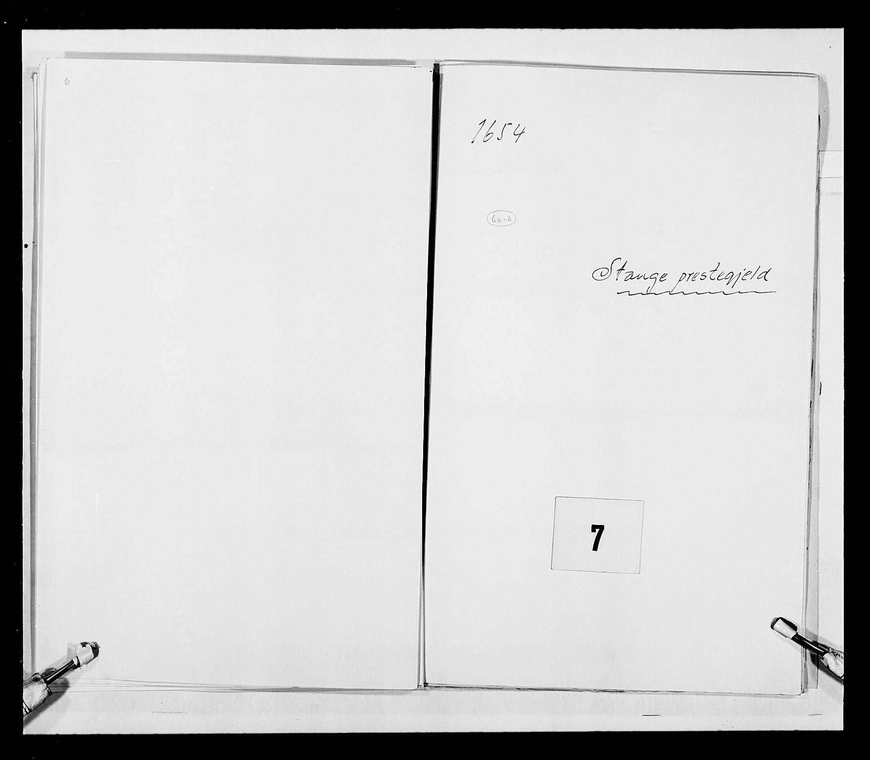 RA, Stattholderembetet 1572-1771, Ek/L0030: Jordebøker 1633-1658:, 1654, s. 19