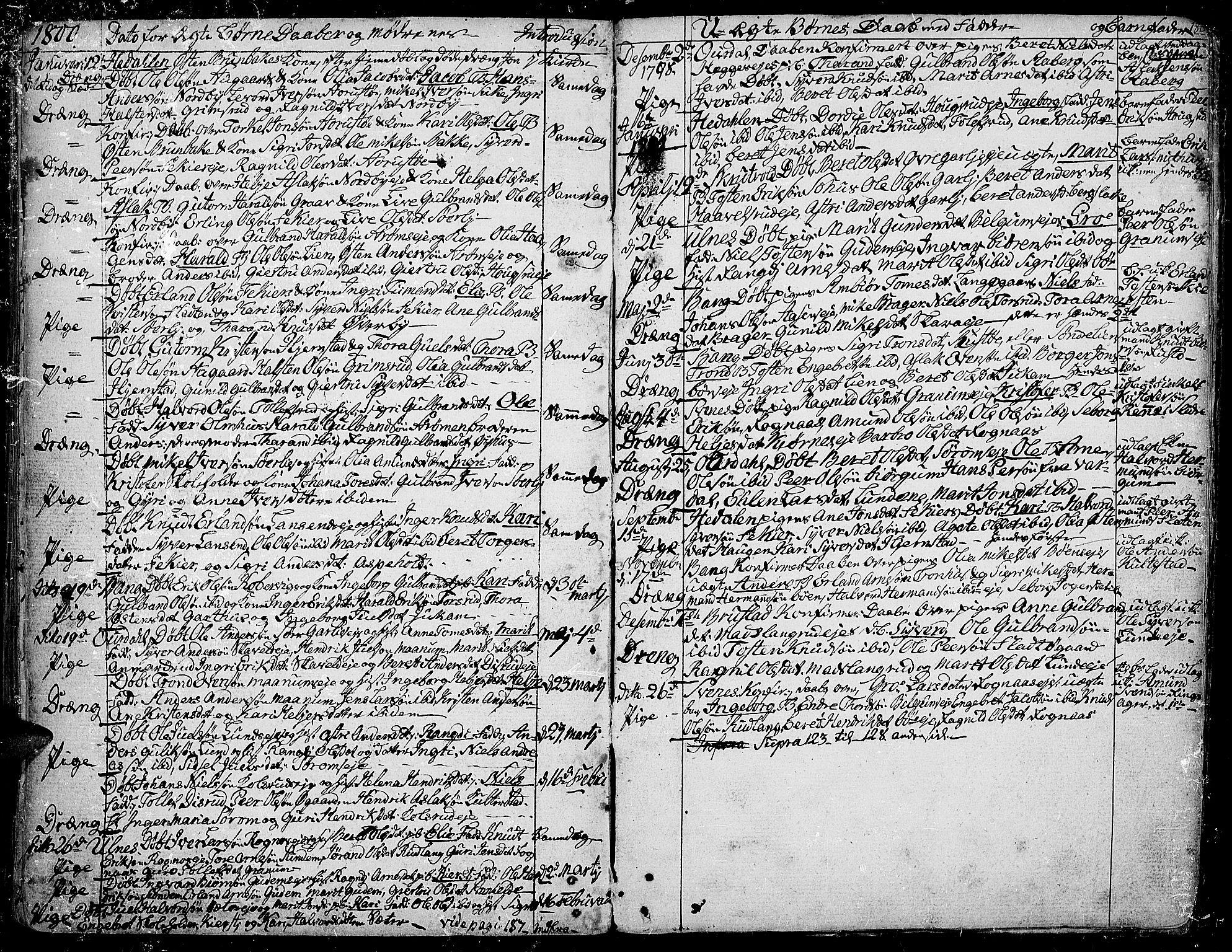 SAH, Aurdal prestekontor, Ministerialbok nr. 6, 1781-1804, s. 186