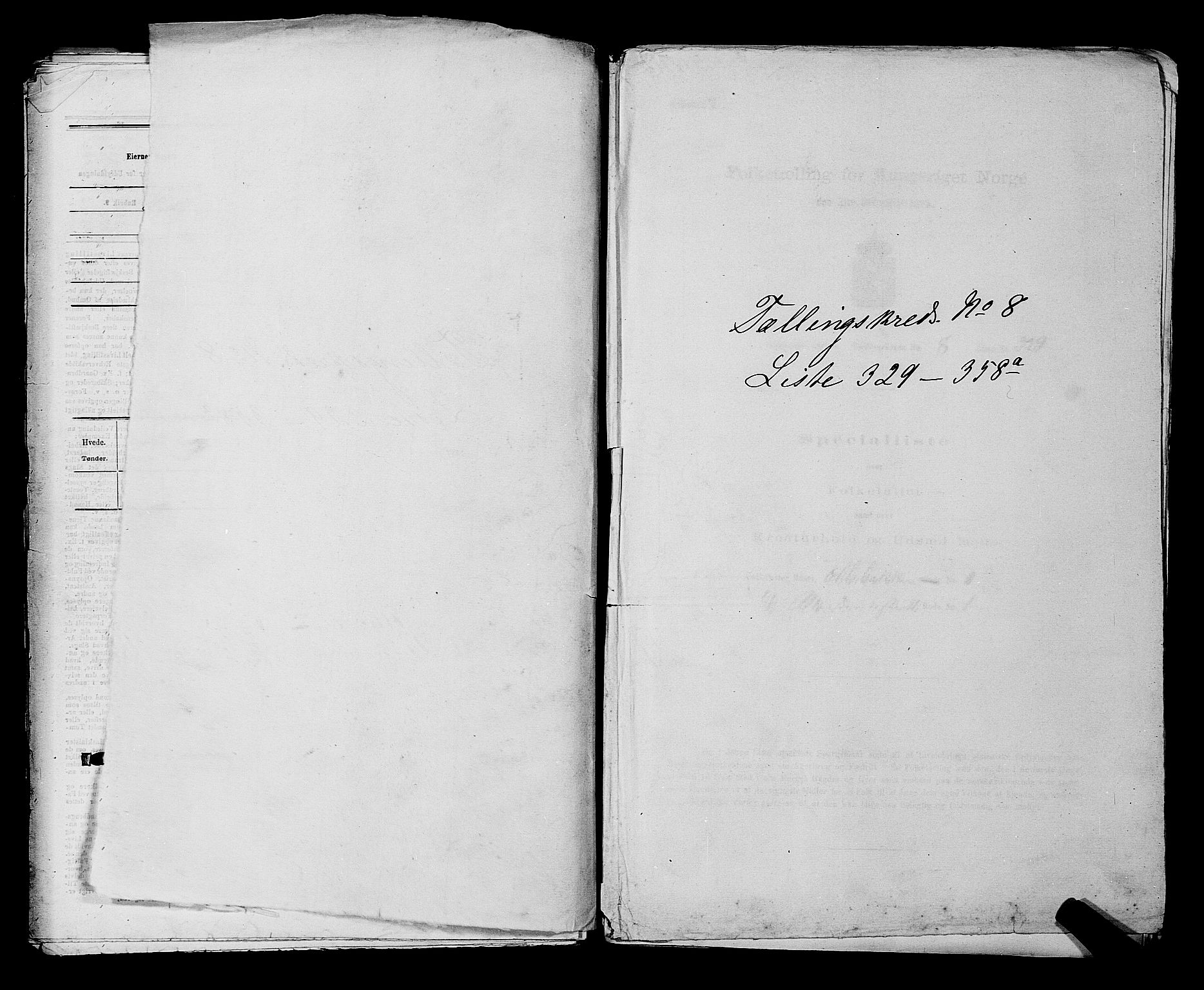 SAKO, Folketelling 1875 for 0703P Horten prestegjeld, 1875, s. 739