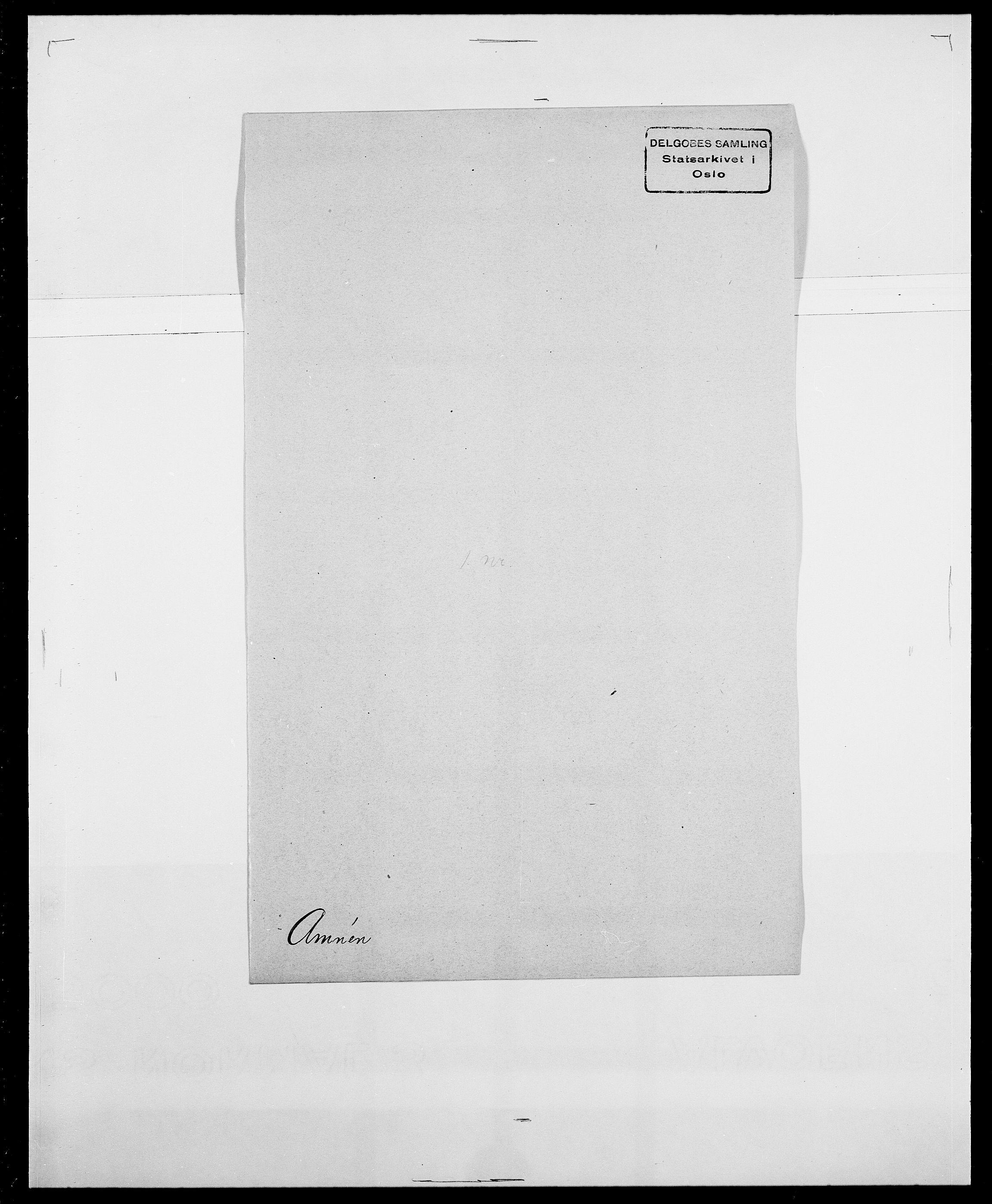 SAO, Delgobe, Charles Antoine - samling, D/Da/L0001: Aabye - Angerman, s. 547