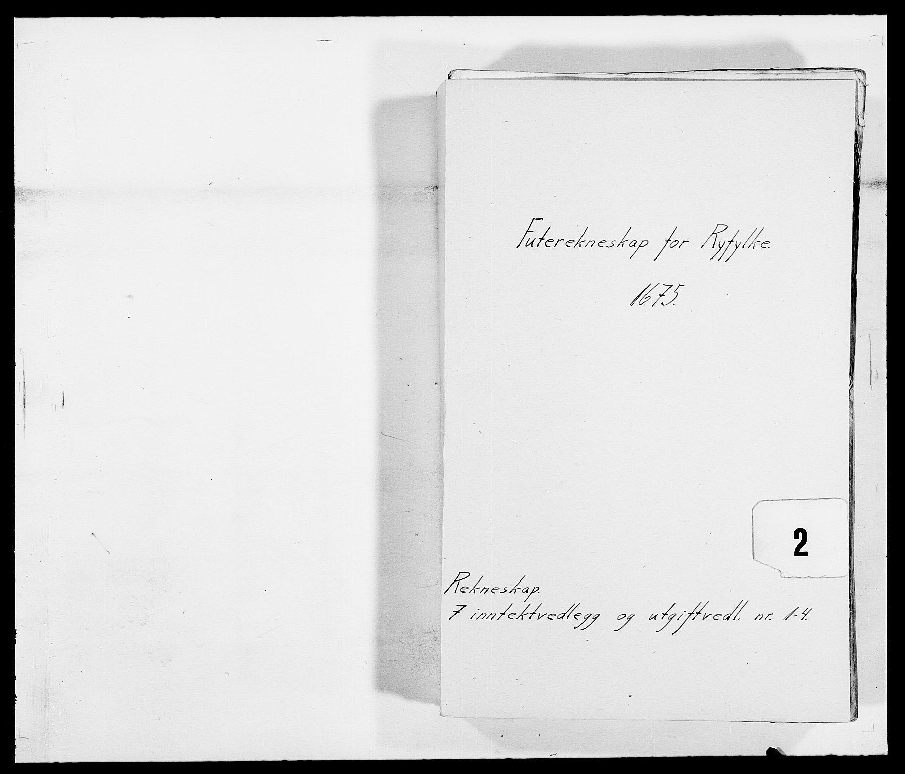 RA, Rentekammeret inntil 1814, Reviderte regnskaper, Fogderegnskap, R47/L2845: Fogderegnskap Ryfylke, 1674-1675, s. 164