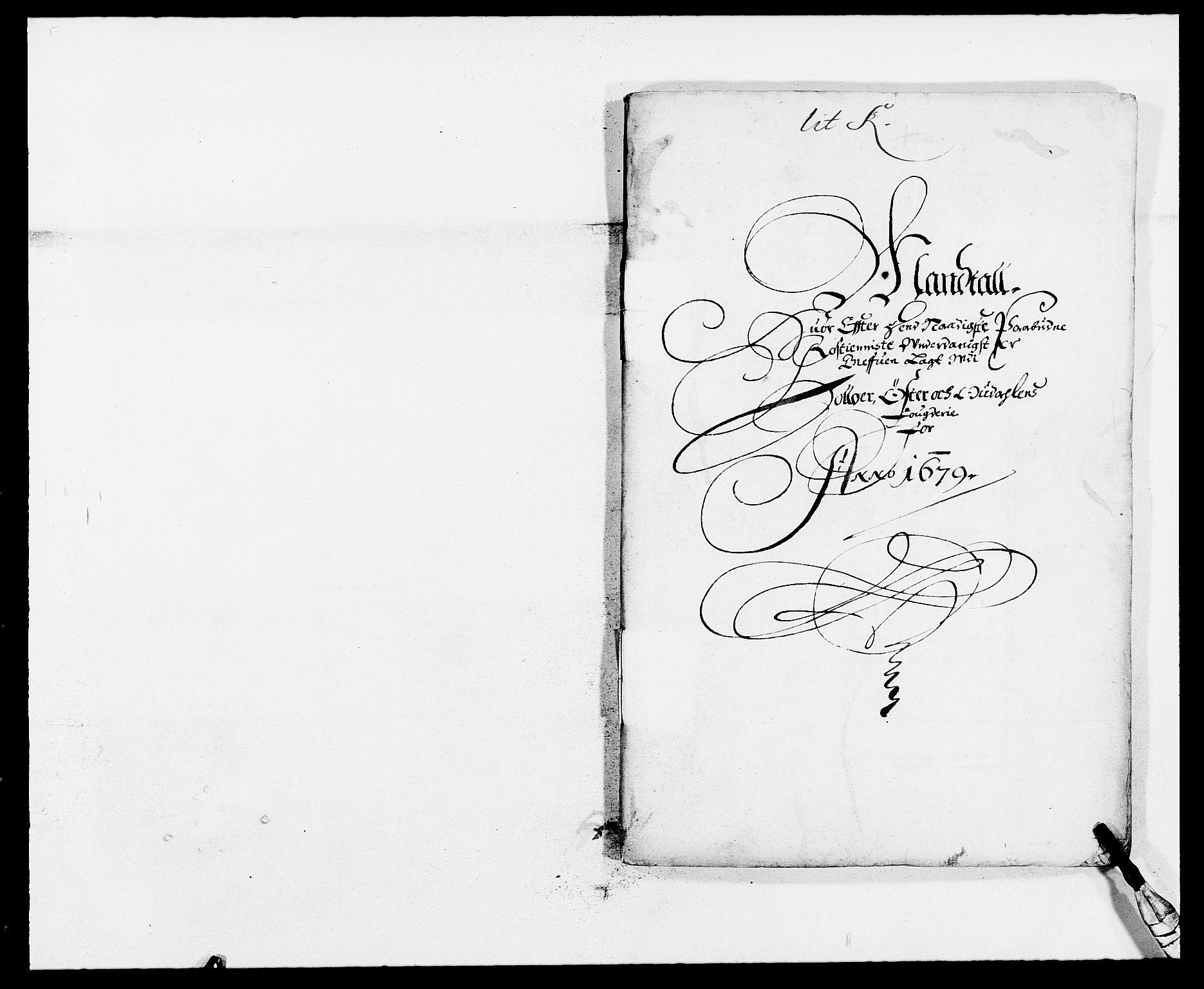 RA, Rentekammeret inntil 1814, Reviderte regnskaper, Fogderegnskap, R13/L0816: Fogderegnskap Solør, Odal og Østerdal, 1679, s. 404