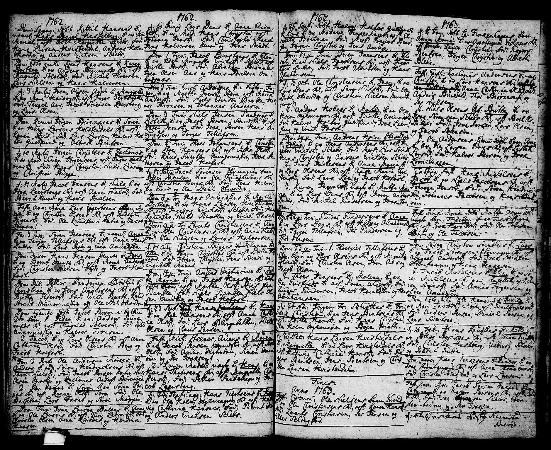SAKO, Brevik kirkebøker, F/Fa/L0002: Ministerialbok nr. 2, 1720-1764, s. 35i
