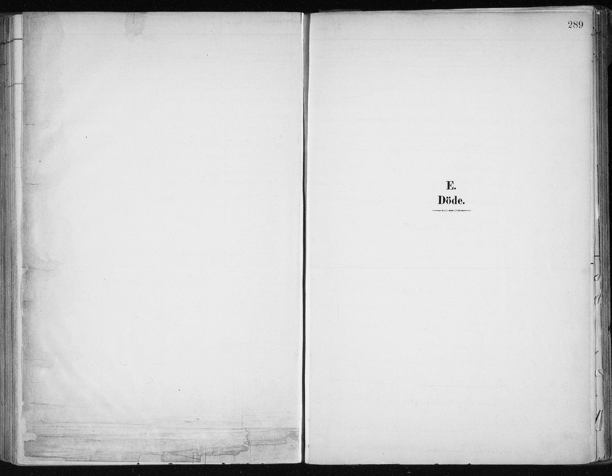 SATØ, Tromsøysund sokneprestkontor, G/Ga/L0005kirke: Ministerialbok nr. 5, 1888-1896, s. 289