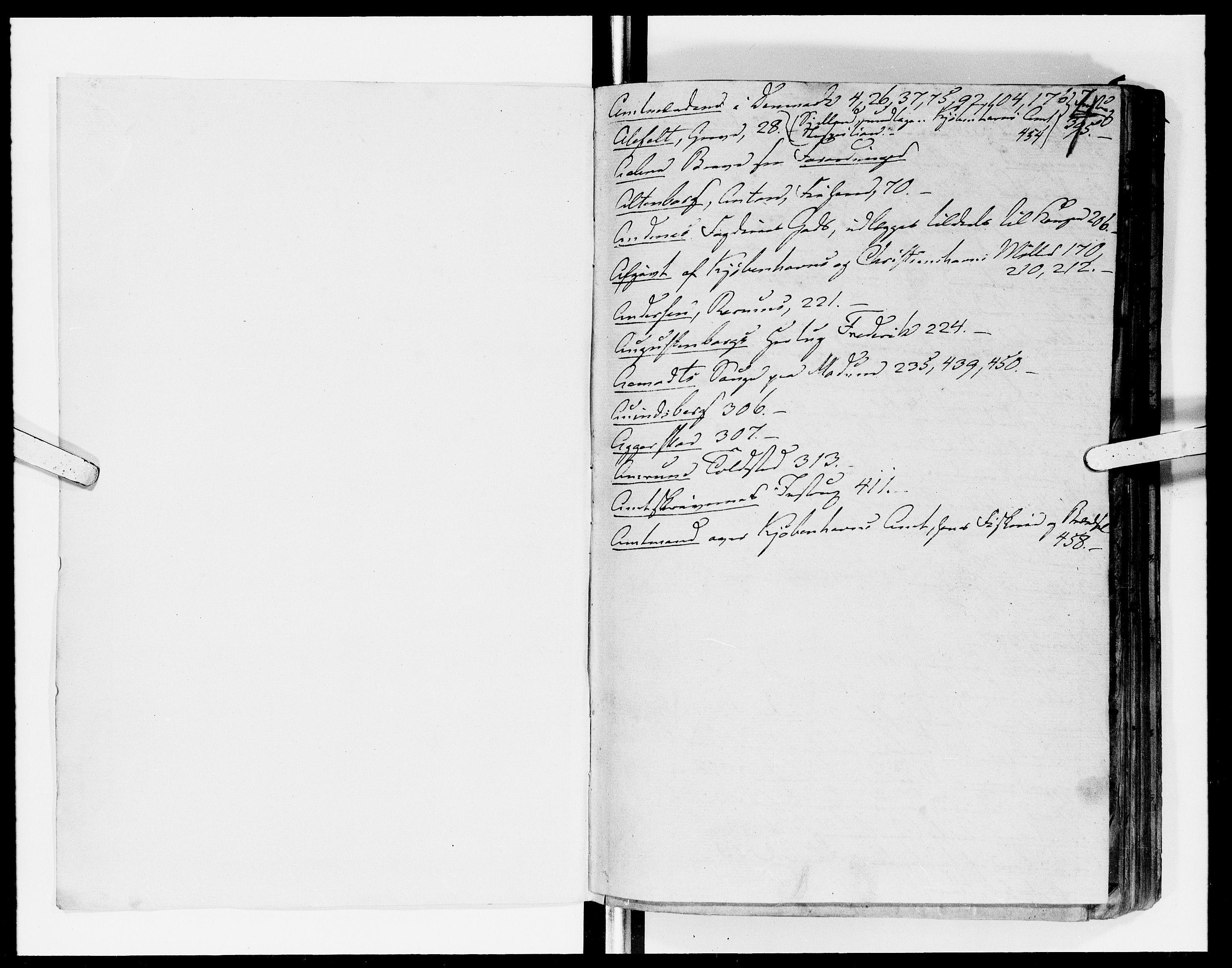 DRA, Rentekammeret Skatkammeret, Danske Sekretariat (1660-1679) / Rentekammeret Danske Afdeling, Kammerkancelliet (1679-1771), -/2212-04: Ekspeditionsprotokol, 1679-1683