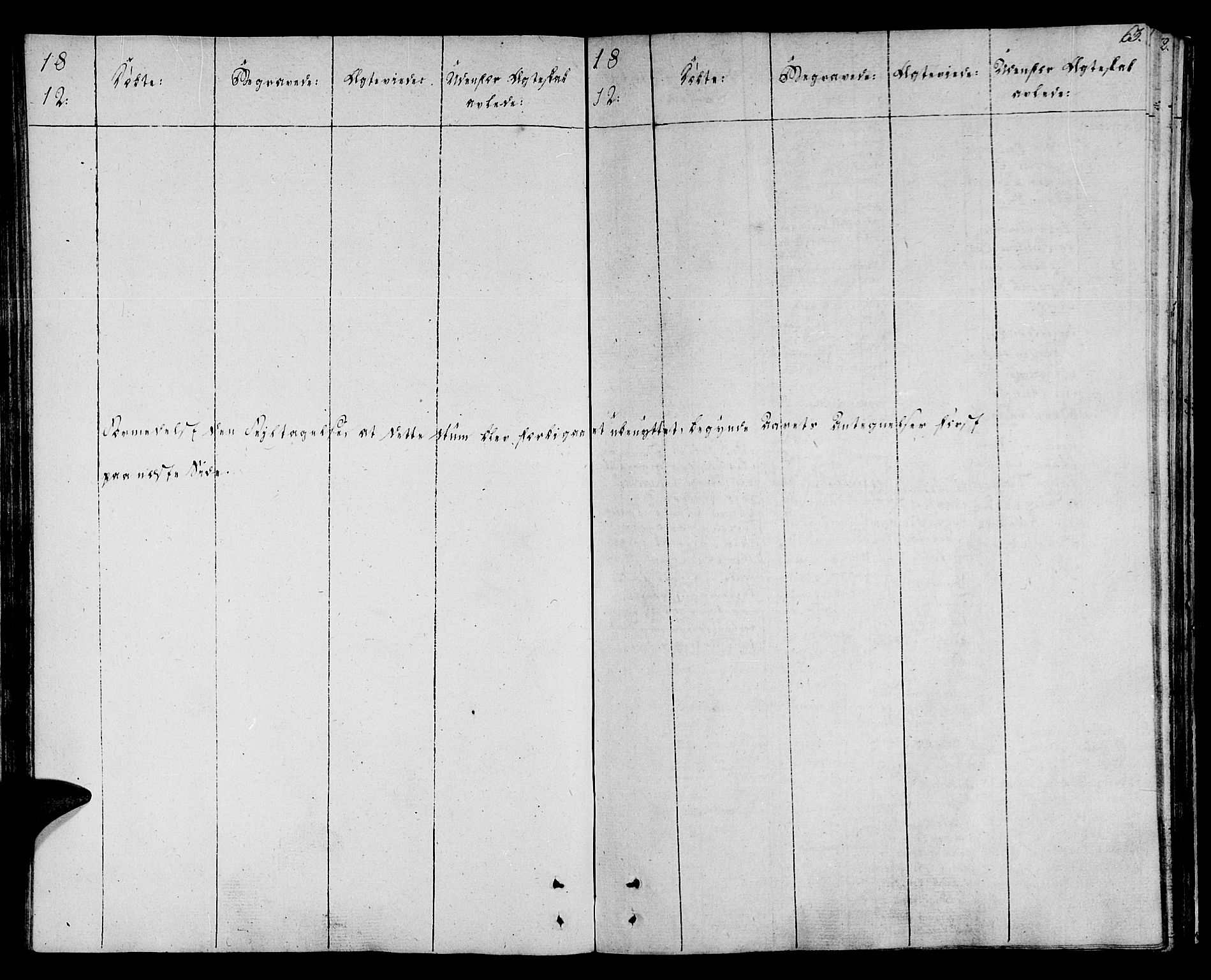 SAT, Ministerialprotokoller, klokkerbøker og fødselsregistre - Sør-Trøndelag, 678/L0894: Ministerialbok nr. 678A04, 1806-1815, s. 63