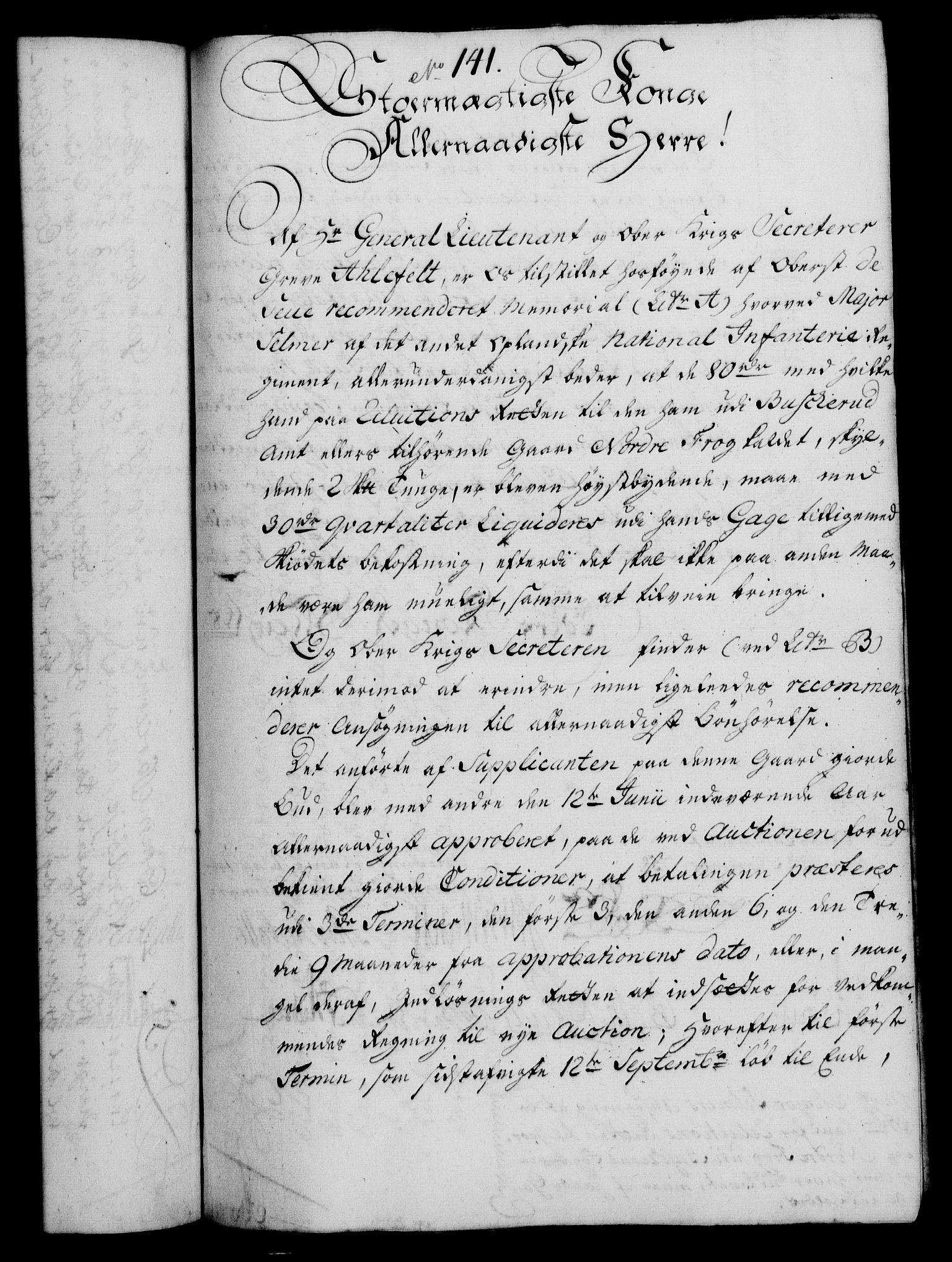 RA, Rentekammeret, Kammerkanselliet, G/Gf/Gfa/L0040: Norsk relasjons- og resolusjonsprotokoll (merket RK 52.40), 1758, s. 742