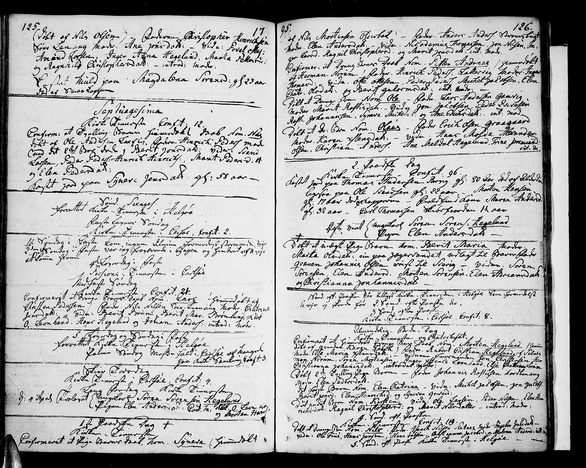 SATØ, Karlsøy sokneprestembete, Ministerialbok nr. 1, 1775-1823, s. 125-126