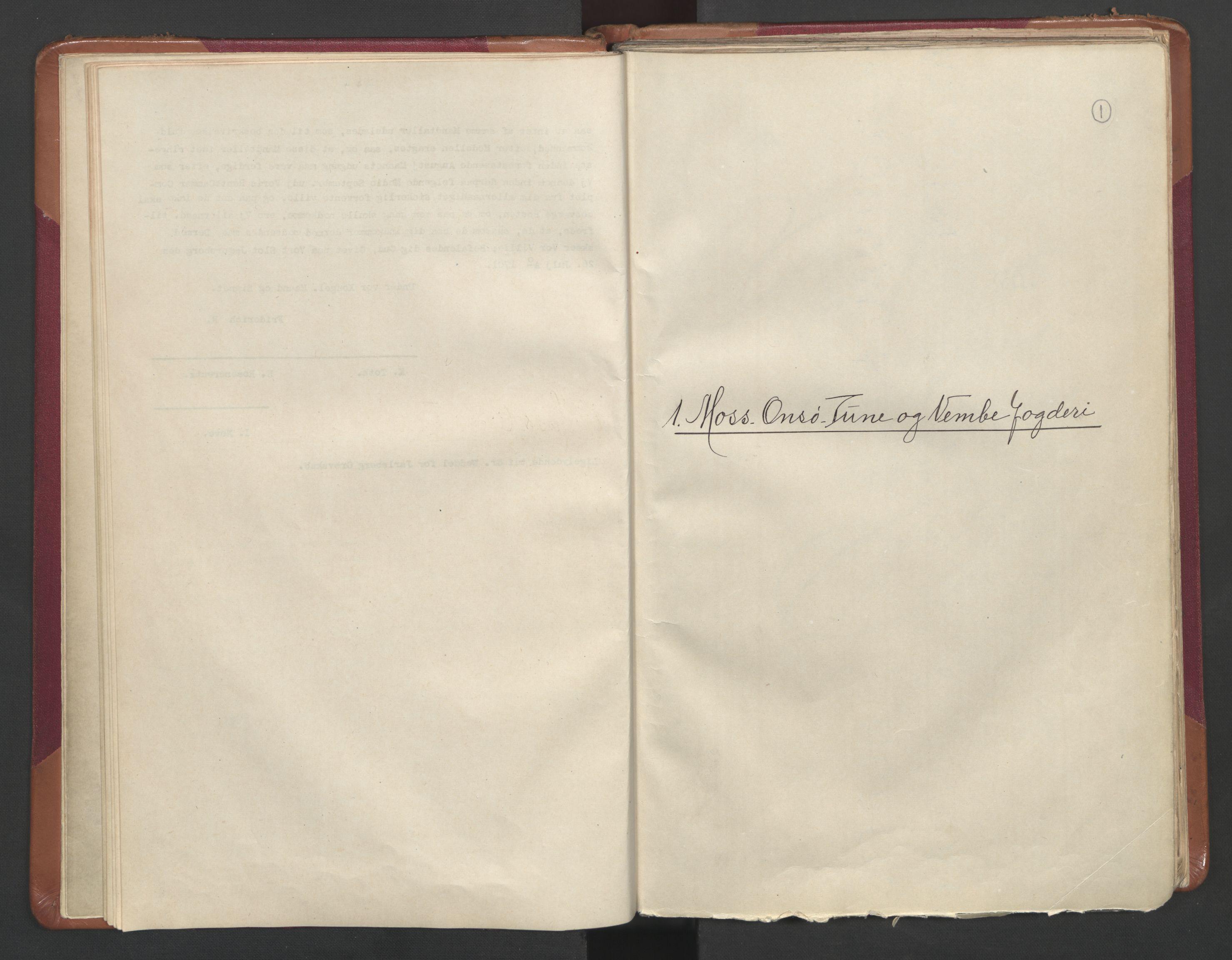 RA, Manntallet 1701, nr. 1: Moss, Onsøy, Tune og Veme fogderi og Nedre Romerike fogderi, 1701, s. 1