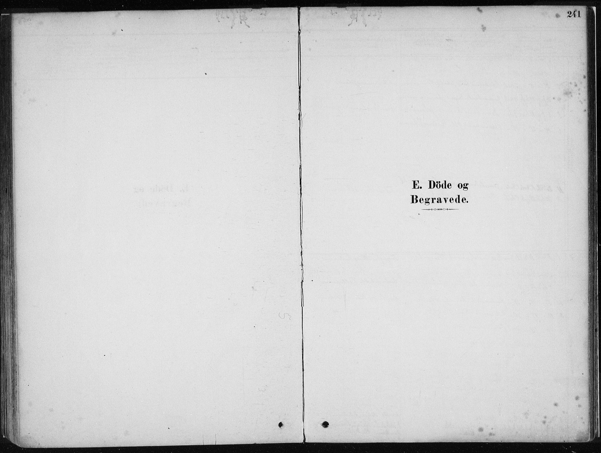 SAB, Stord sokneprestembete, H/Haa: Ministerialbok nr. B 2, 1878-1913, s. 241