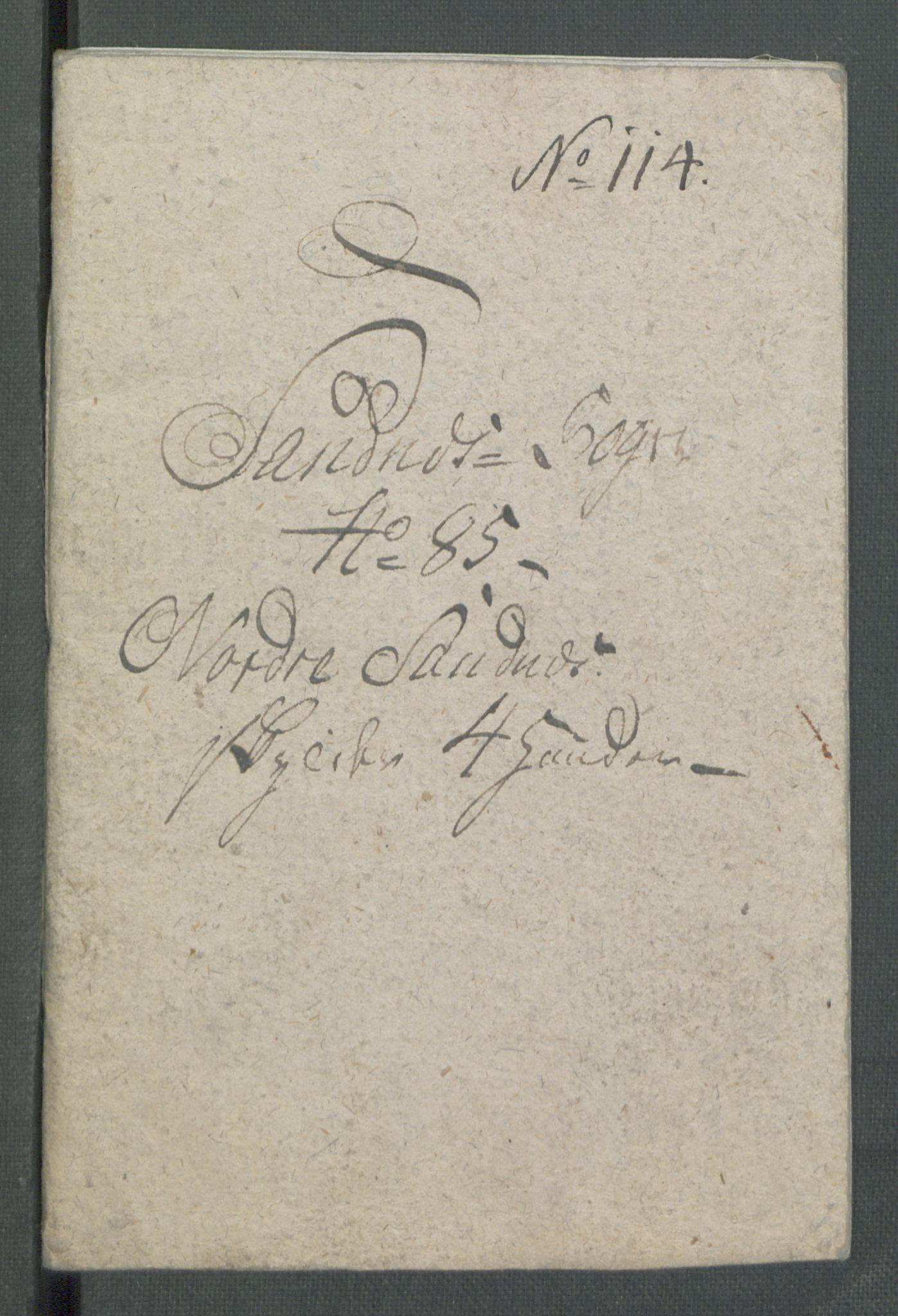 RA, Rentekammeret inntil 1814, Realistisk ordnet avdeling, Od/L0001: Oppløp, 1786-1769, s. 320