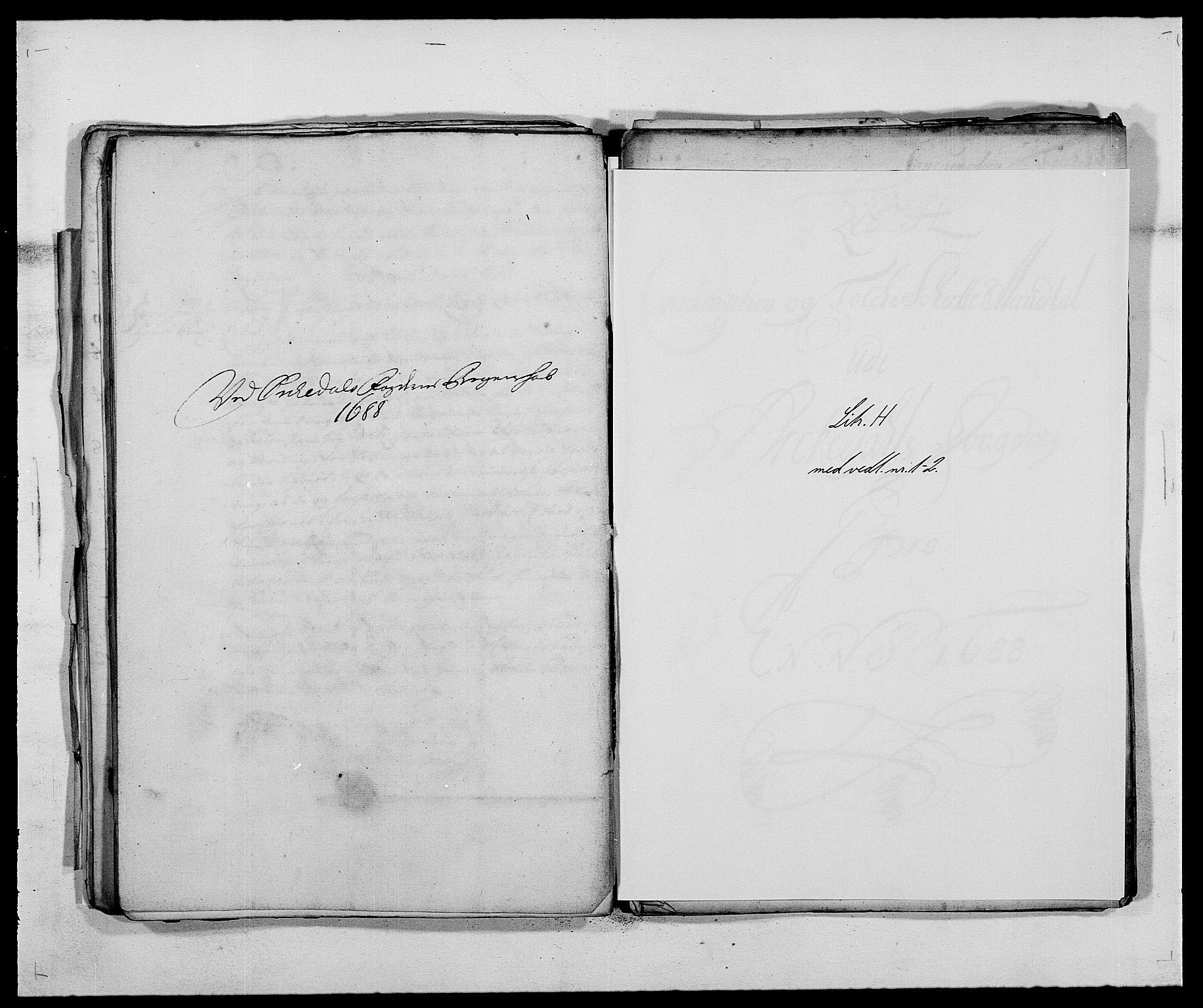 RA, Rentekammeret inntil 1814, Reviderte regnskaper, Fogderegnskap, R58/L3935: Fogderegnskap Orkdal, 1687-1688, s. 302
