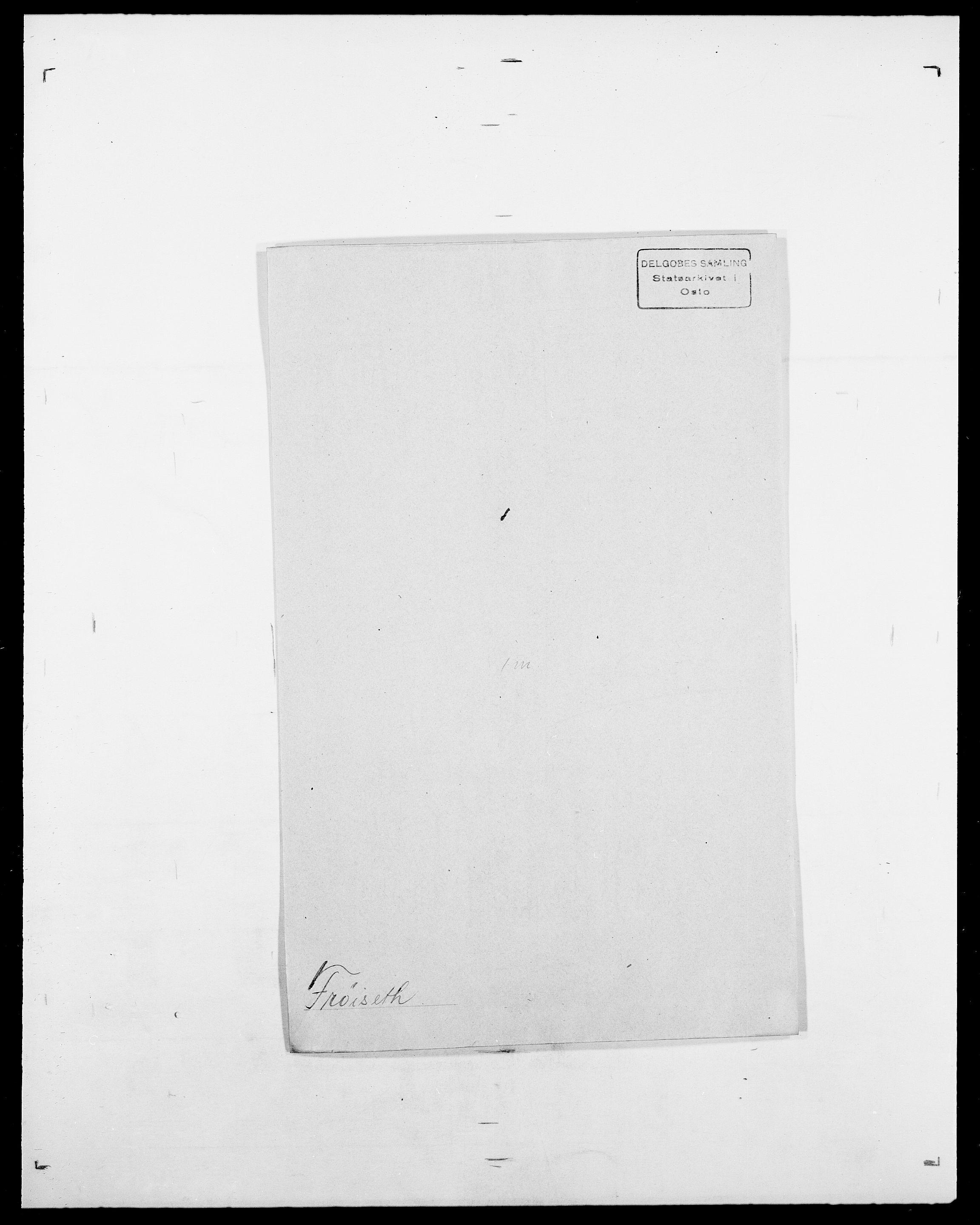 SAO, Delgobe, Charles Antoine - samling, D/Da/L0013: Forbos - Geving, s. 100