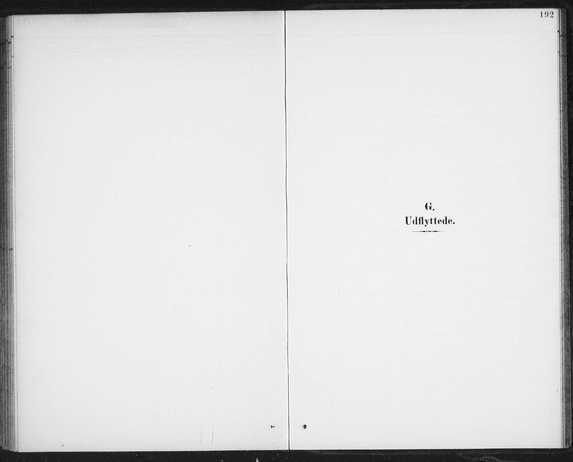 SAT, Ministerialprotokoller, klokkerbøker og fødselsregistre - Nordland, 899/L1437: Ministerialbok nr. 899A05, 1897-1908, s. 192