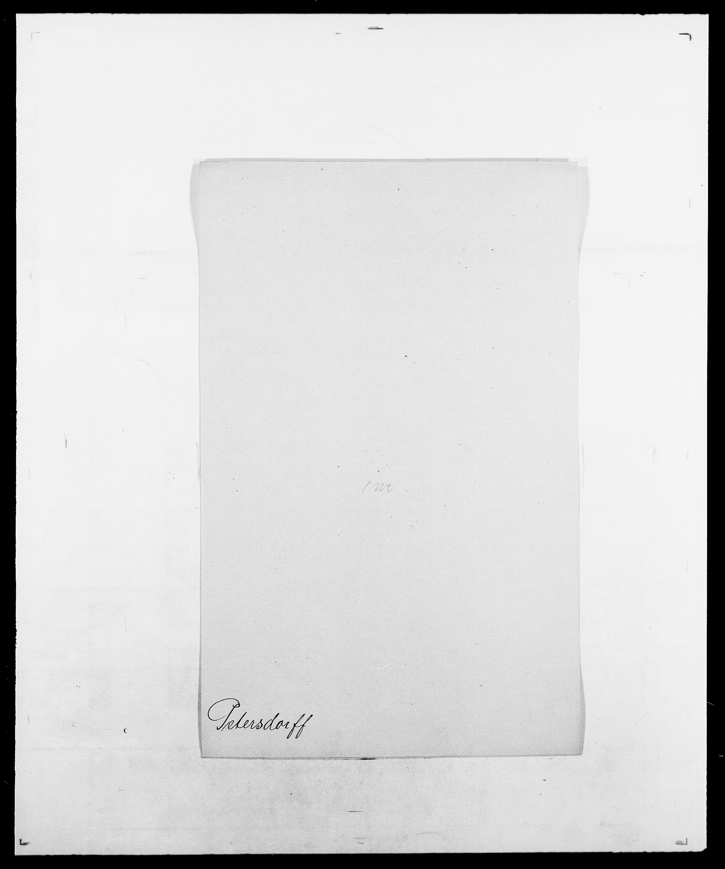 SAO, Delgobe, Charles Antoine - samling, D/Da/L0030: Paars - Pittelkov, s. 384
