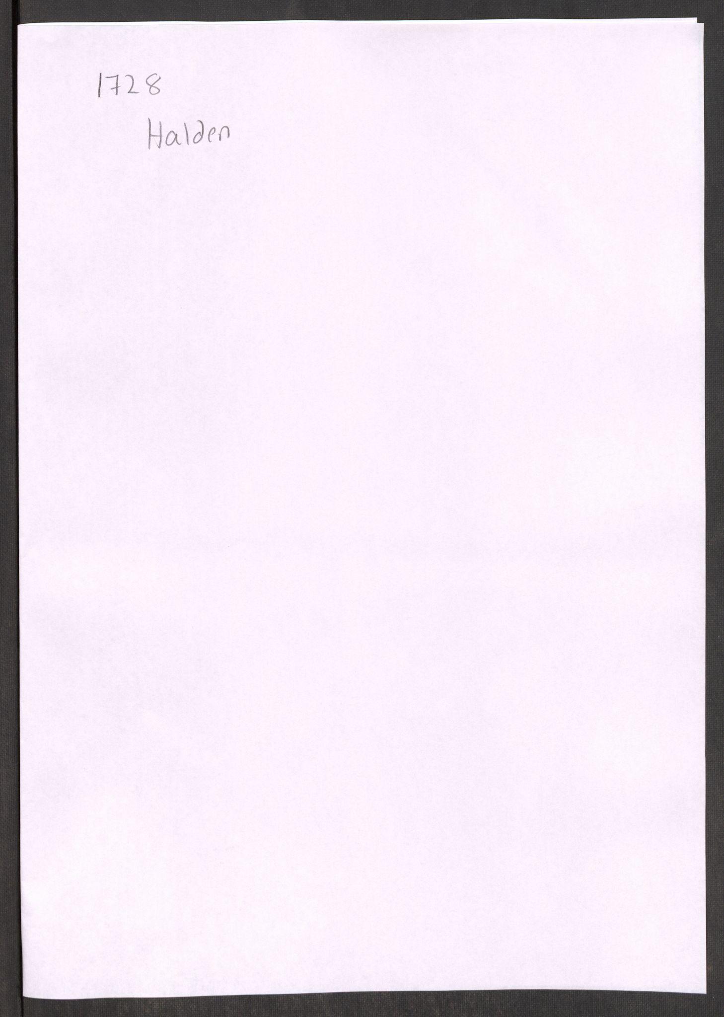 RA, Rentekammeret inntil 1814, Realistisk ordnet avdeling, Oe/L0001: [Ø1]: Priskuranter, 1712-1739, s. 310