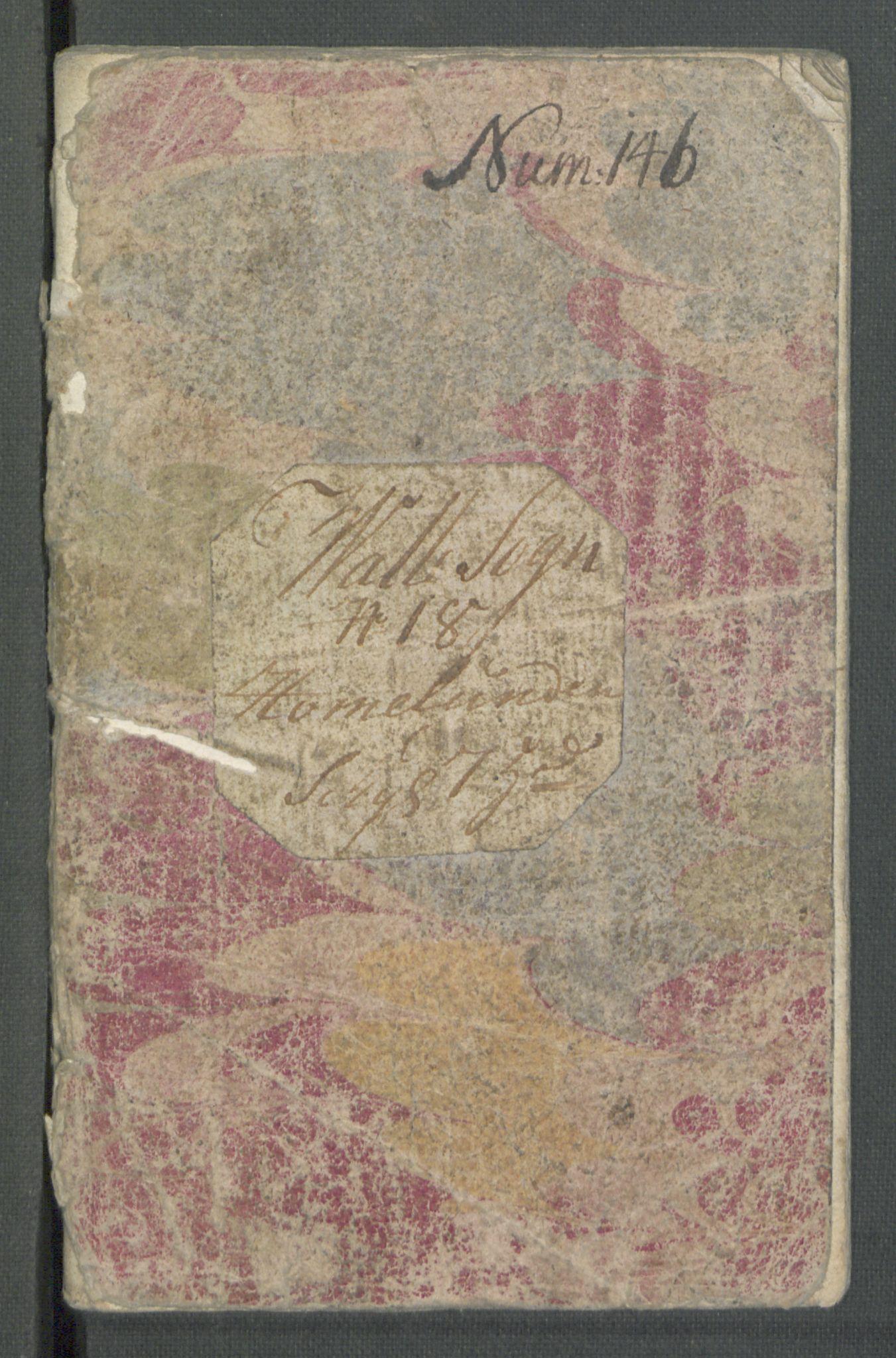 RA, Rentekammeret inntil 1814, Realistisk ordnet avdeling, Od/L0001: Oppløp, 1786-1769, s. 521