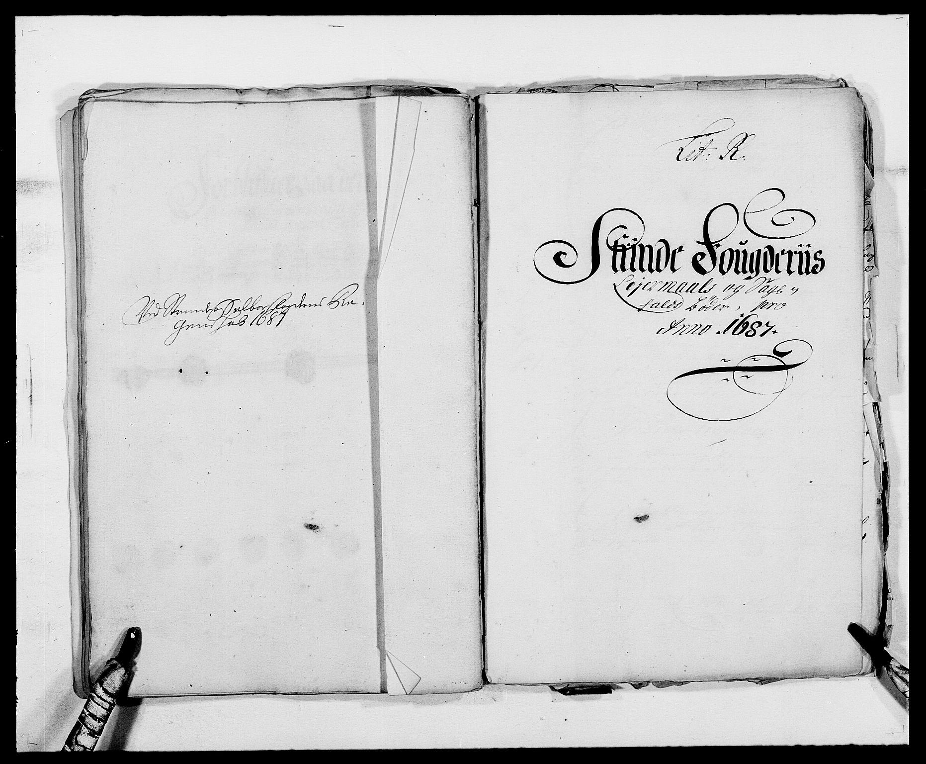 RA, Rentekammeret inntil 1814, Reviderte regnskaper, Fogderegnskap, R61/L4101: Fogderegnskap Strinda og Selbu, 1687-1688, s. 130