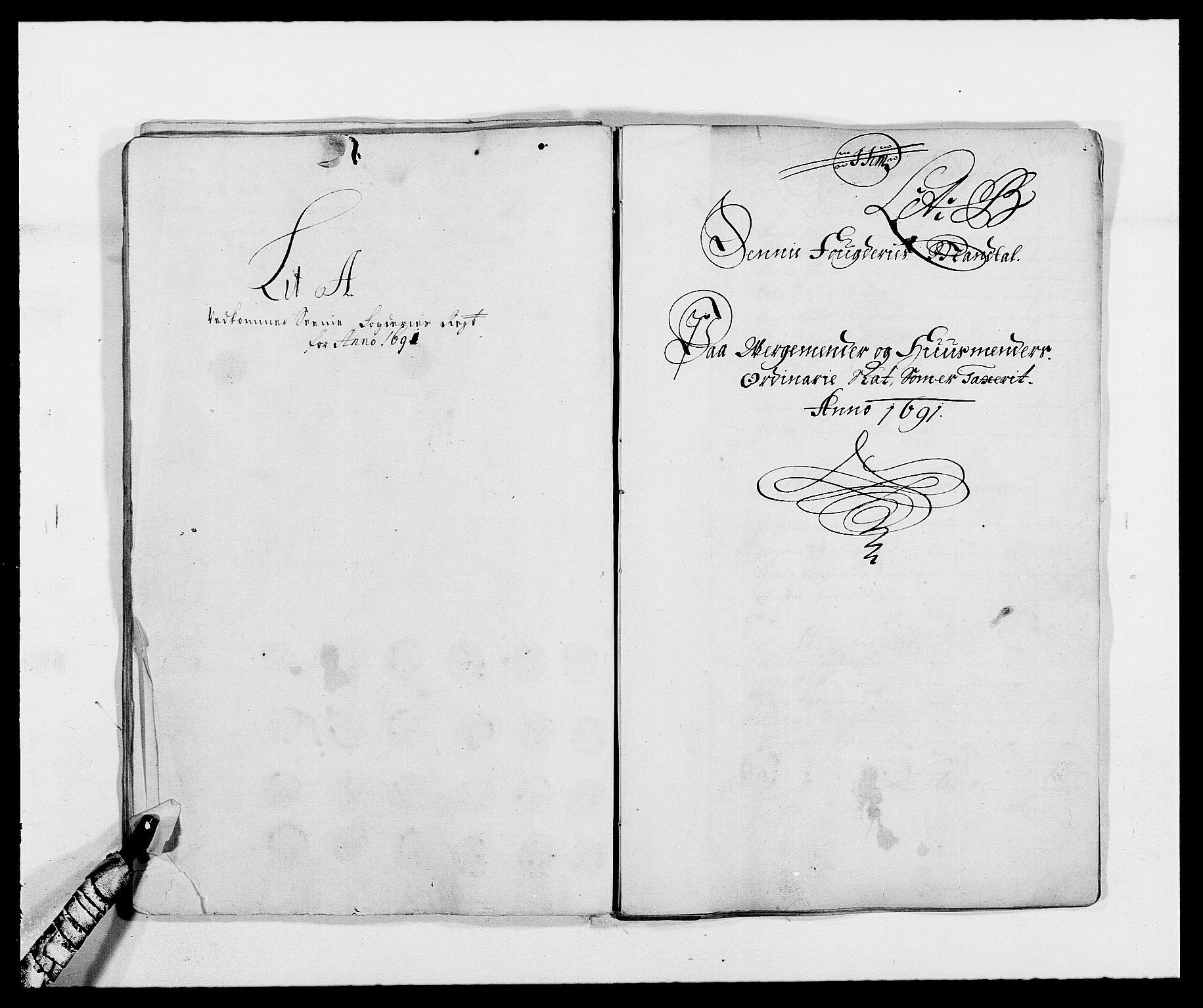 RA, Rentekammeret inntil 1814, Reviderte regnskaper, Fogderegnskap, R68/L4752: Fogderegnskap Senja og Troms, 1691-1693, s. 31
