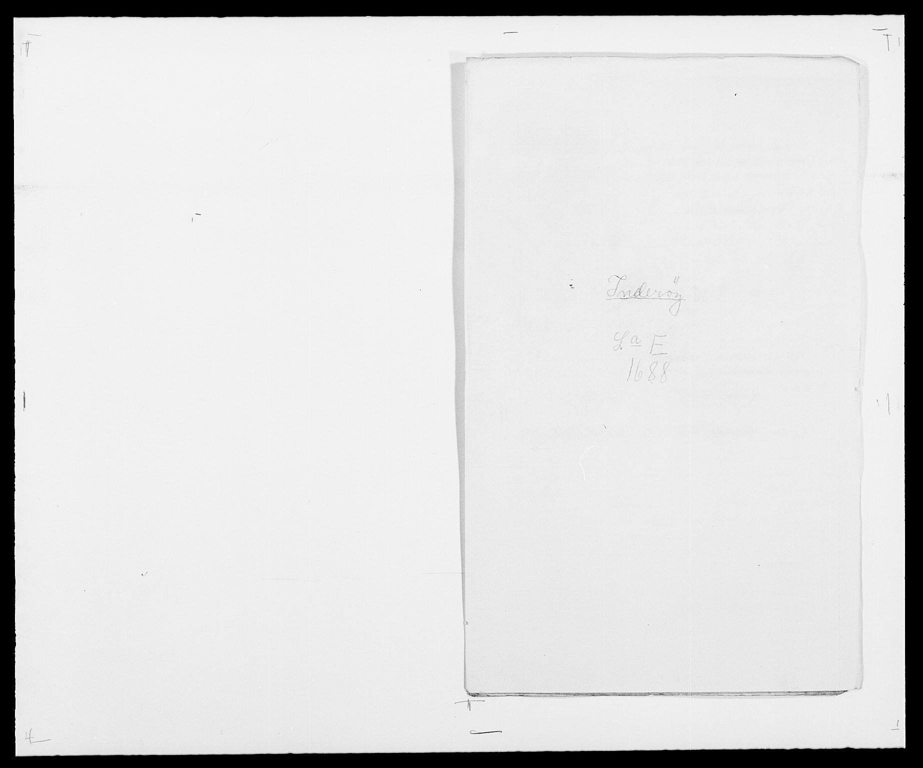 RA, Rentekammeret inntil 1814, Reviderte regnskaper, Fogderegnskap, R63/L4306: Fogderegnskap Inderøy, 1687-1689, s. 264