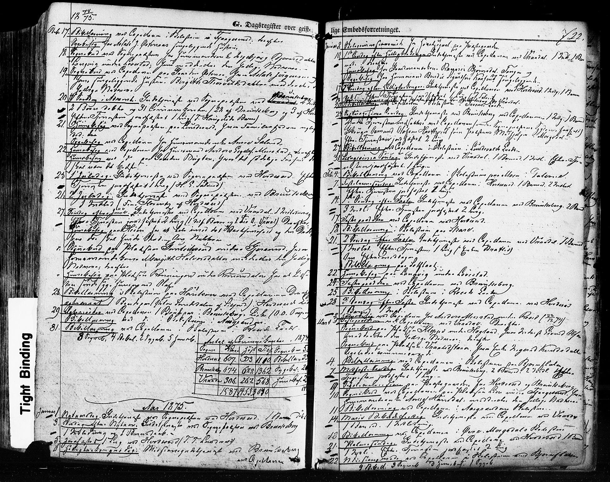 SAKO, Kviteseid kirkebøker, F/Fa/L0007: Ministerialbok nr. I 7, 1859-1881, s. 722