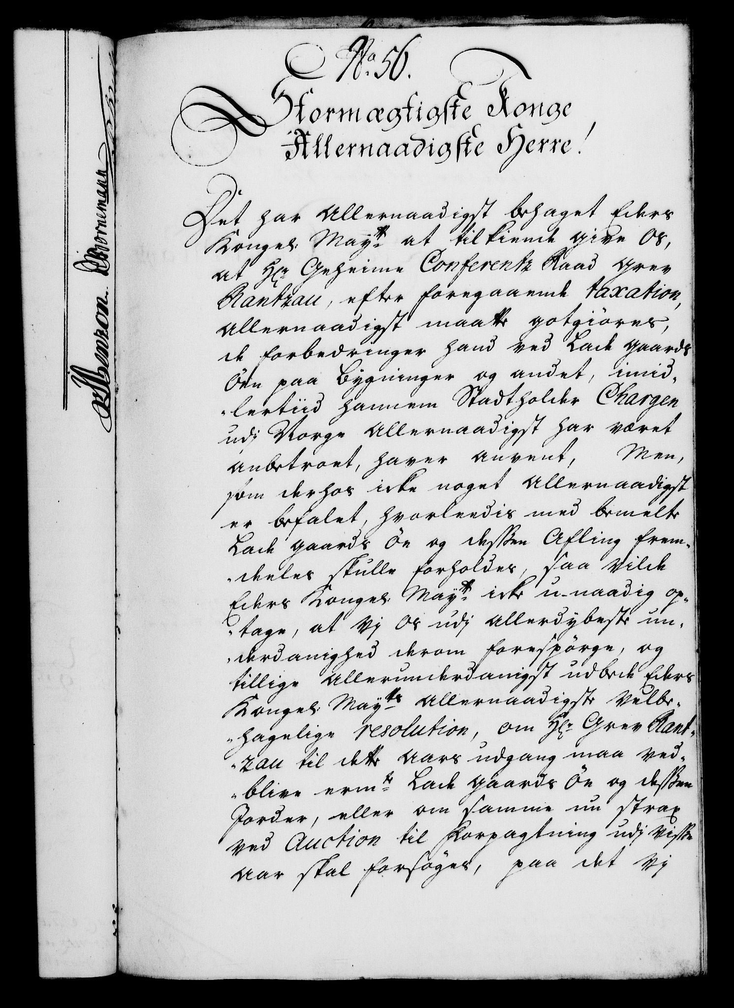 RA, Rentekammeret, Kammerkanselliet, G/Gf/Gfa/L0022: Norsk relasjons- og resolusjonsprotokoll (merket RK 52.22), 1739, s. 463