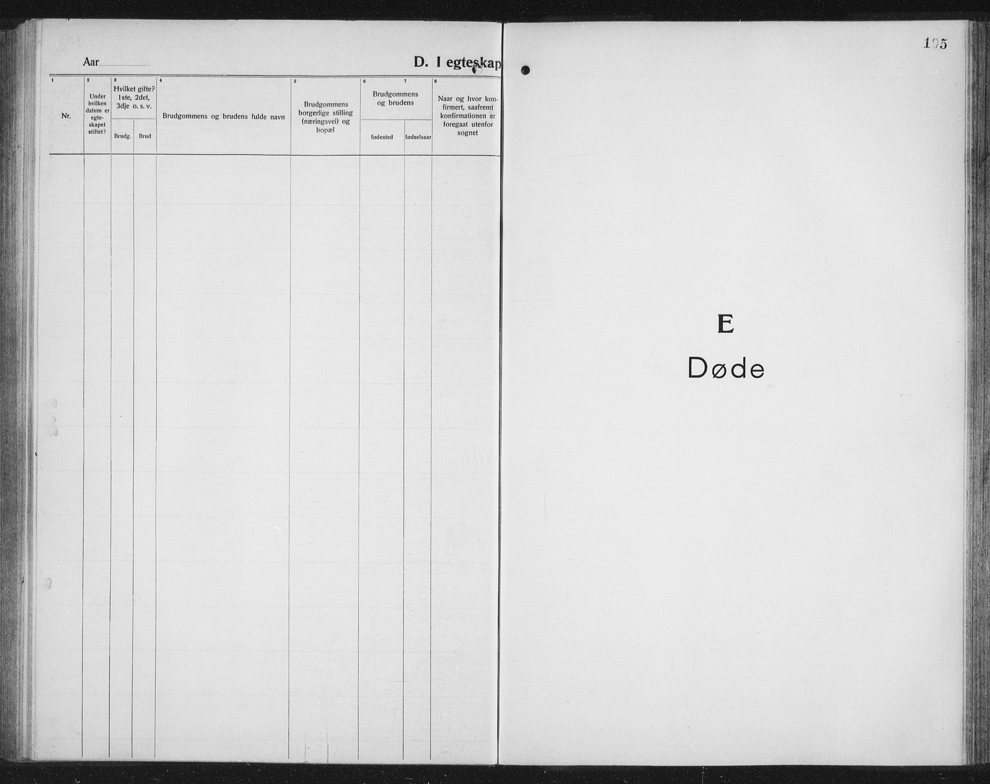 SATØ, Balsfjord sokneprestembete, Klokkerbok nr. 10, 1921-1936, s. 195