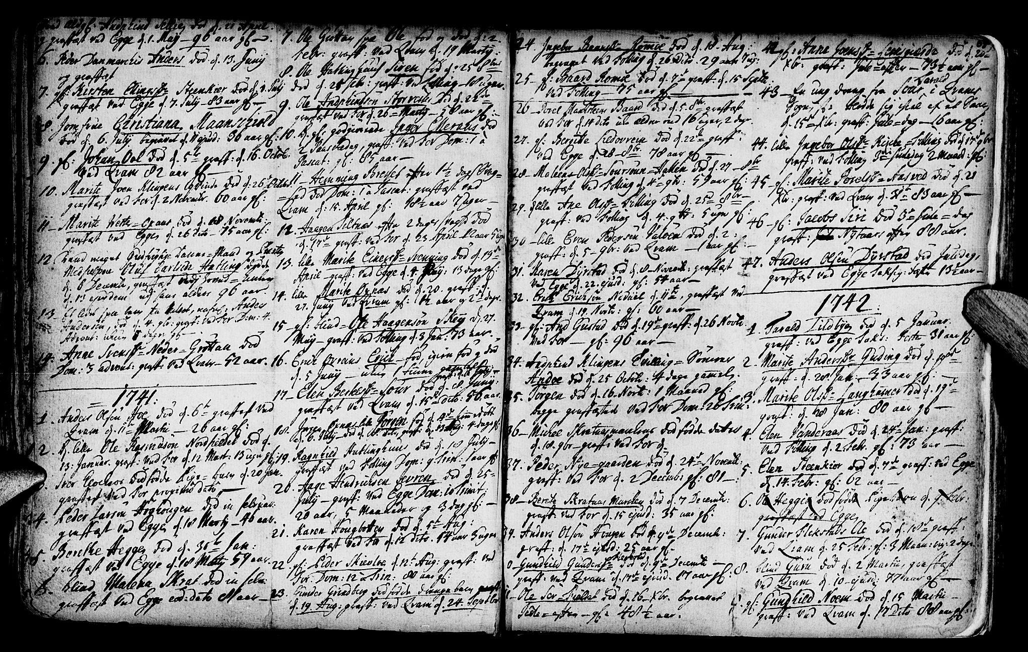 SAT, Ministerialprotokoller, klokkerbøker og fødselsregistre - Nord-Trøndelag, 746/L0439: Ministerialbok nr. 746A01, 1688-1759, s. 65
