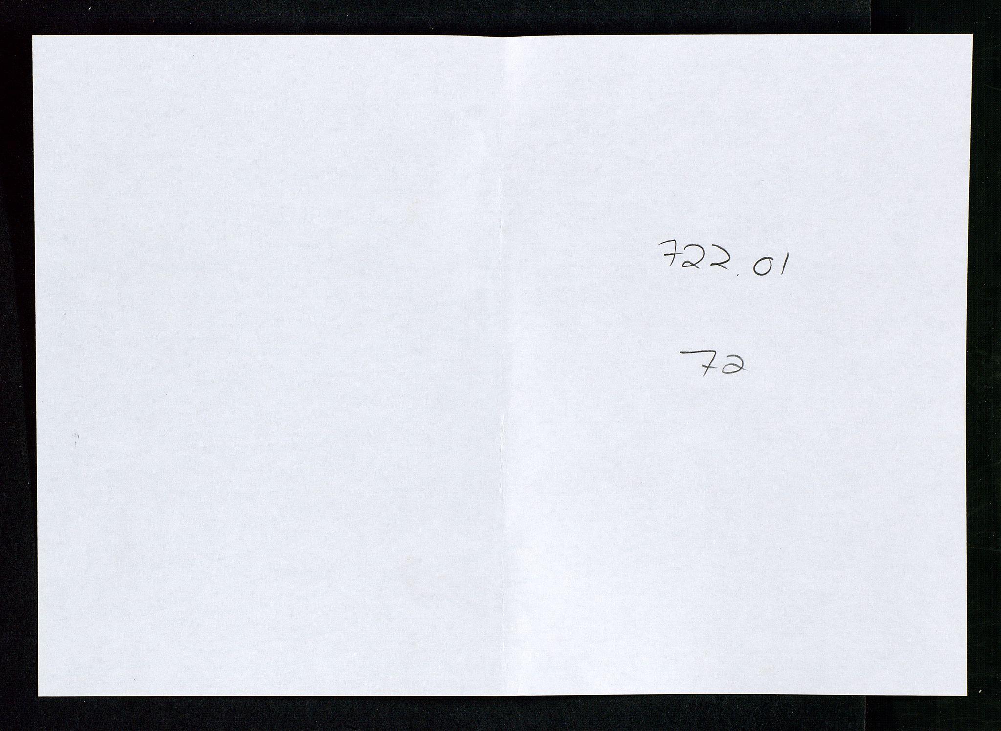 SAST, Industridepartementet, Oljekontoret, Da/L0008:  Arkivnøkkel 721- 722 Geofysikk, forskning, 1970-1972, s. 302