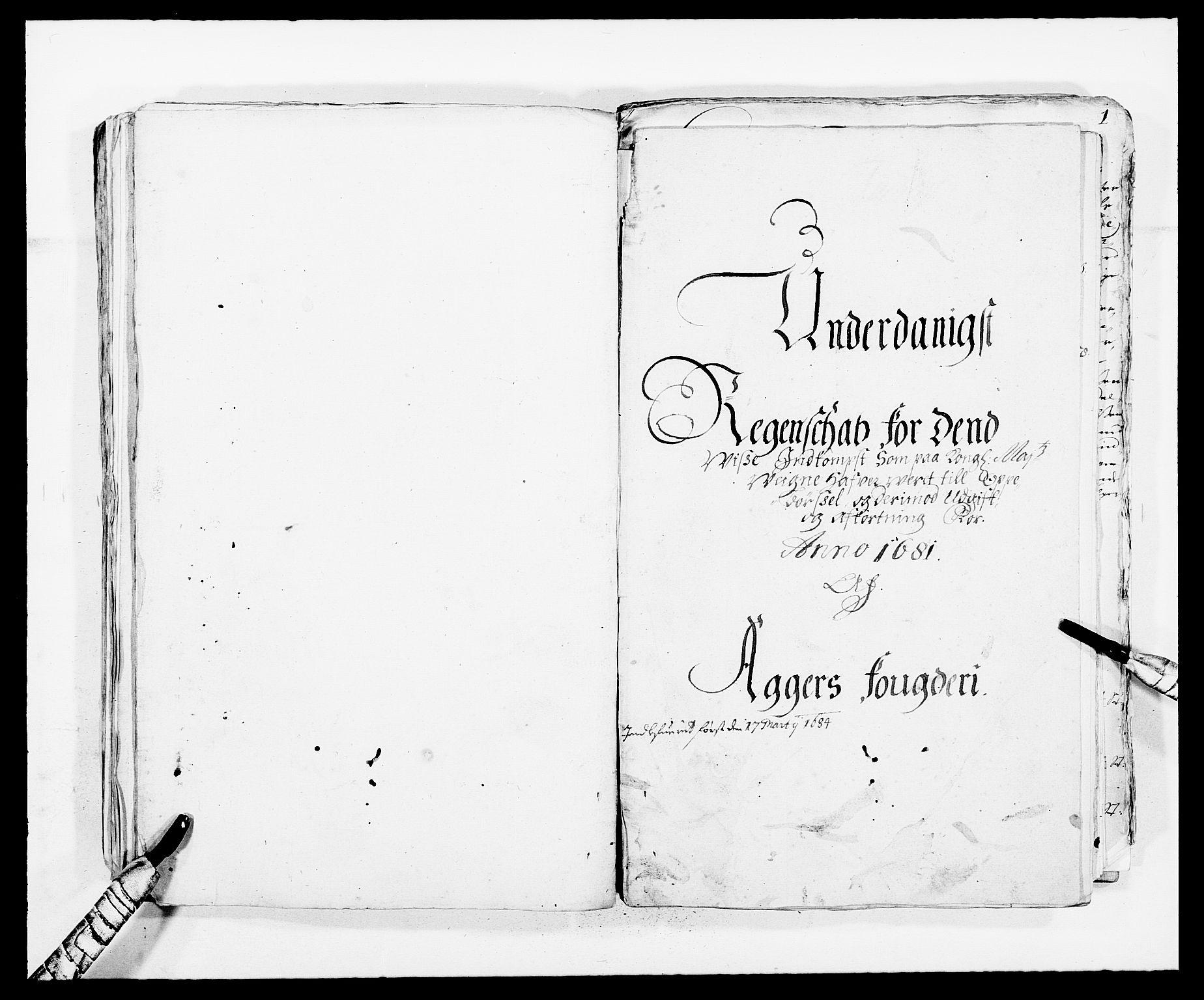 RA, Rentekammeret inntil 1814, Reviderte regnskaper, Fogderegnskap, R08/L0416: Fogderegnskap Aker, 1678-1681, s. 78