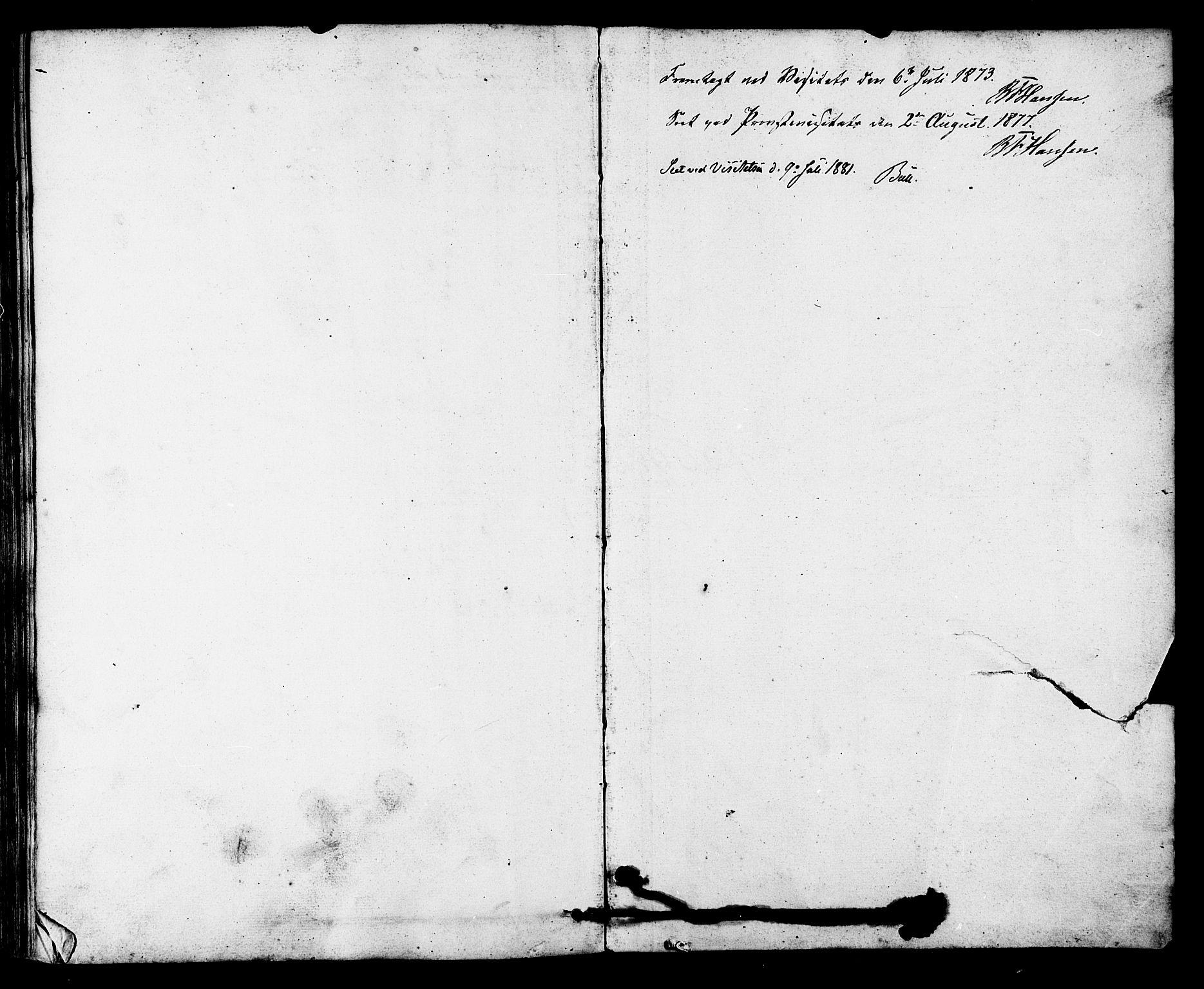 SAT, Ministerialprotokoller, klokkerbøker og fødselsregistre - Sør-Trøndelag, 634/L0532: Ministerialbok nr. 634A08, 1871-1881