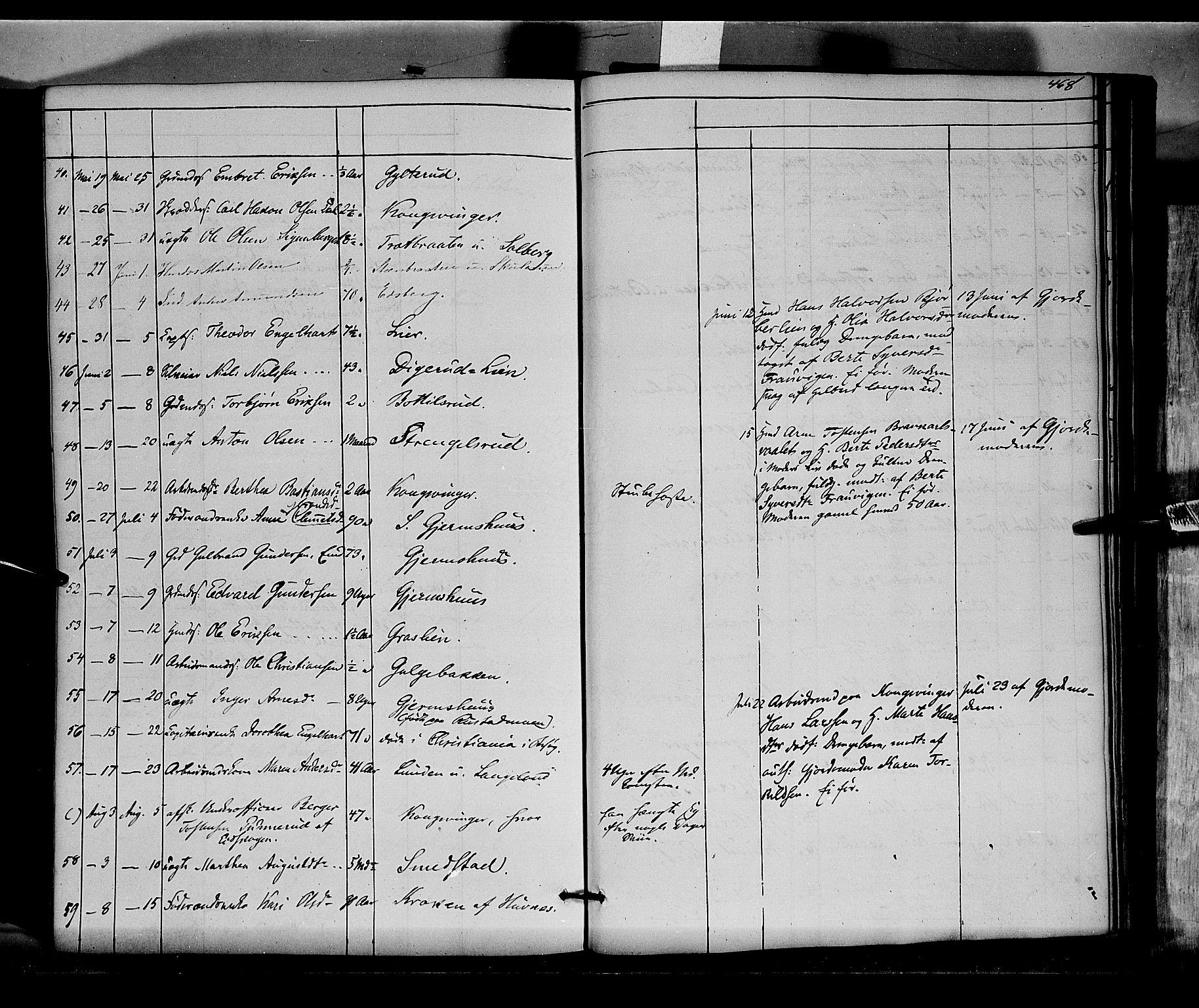 SAH, Vinger prestekontor, Ministerialbok nr. 10, 1855-1861, s. 468