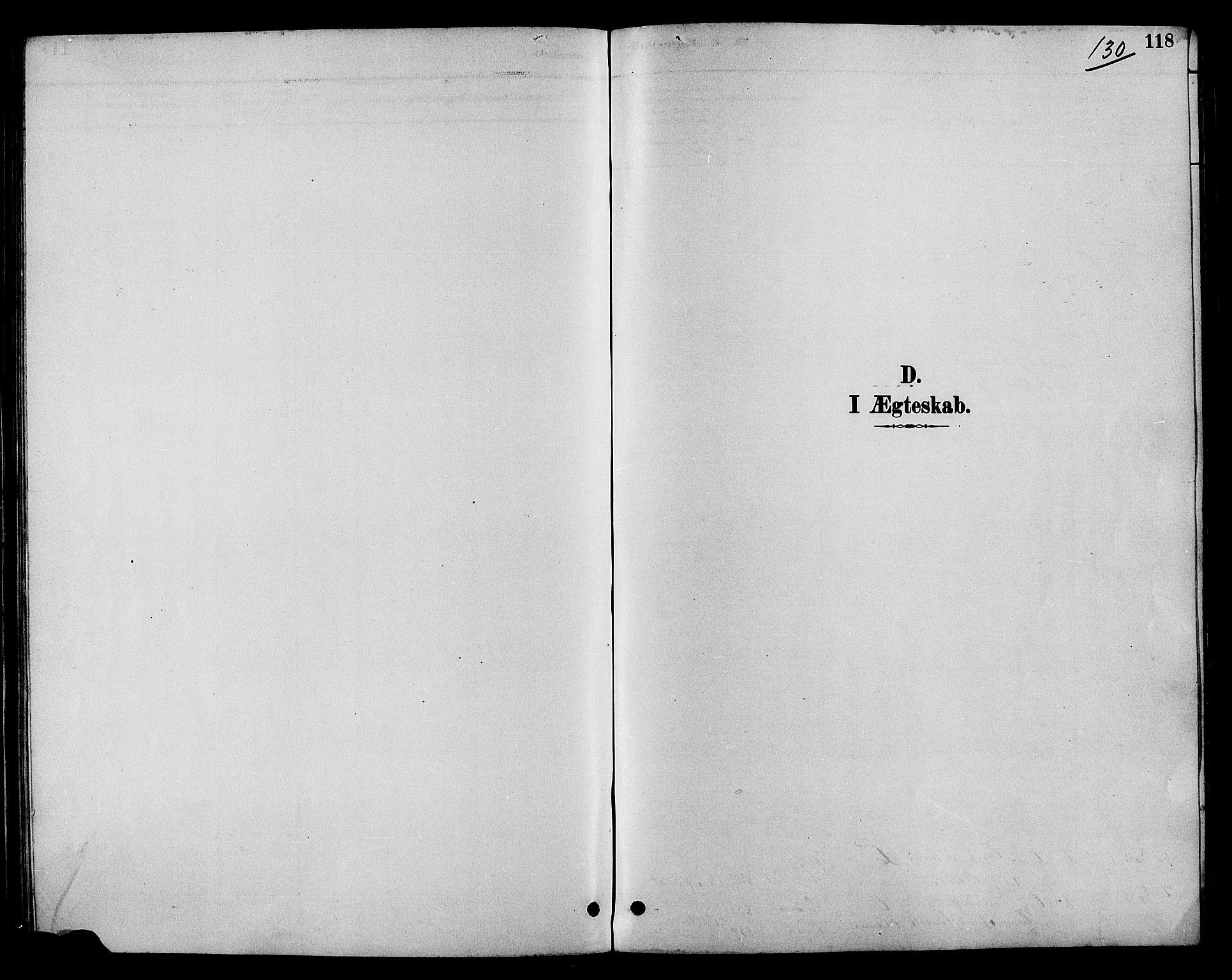 SAH, Nord-Aurdal prestekontor, Klokkerbok nr. 7, 1883-1910, s. 130