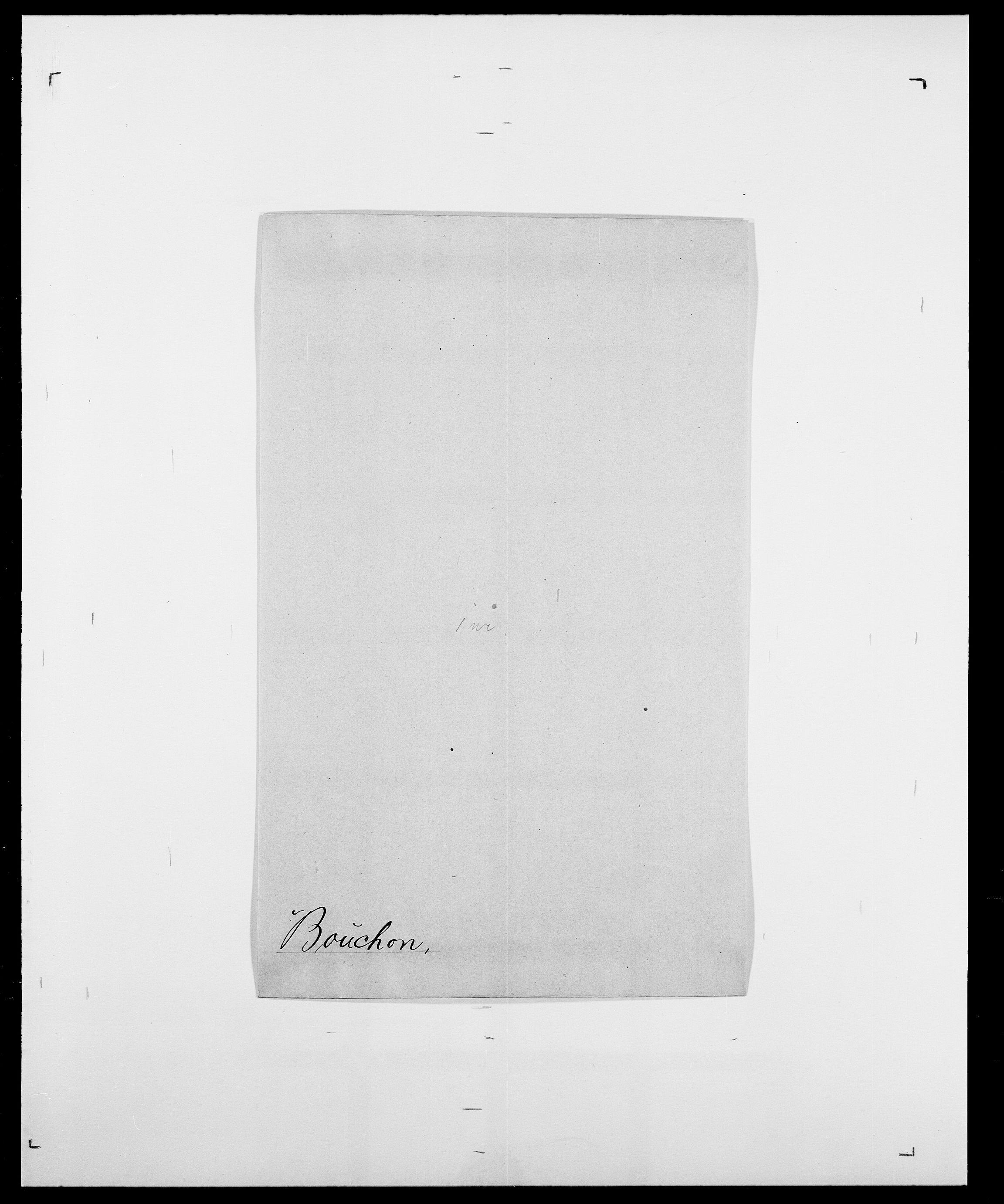 SAO, Delgobe, Charles Antoine - samling, D/Da/L0005: Boalth - Brahm, s. 351
