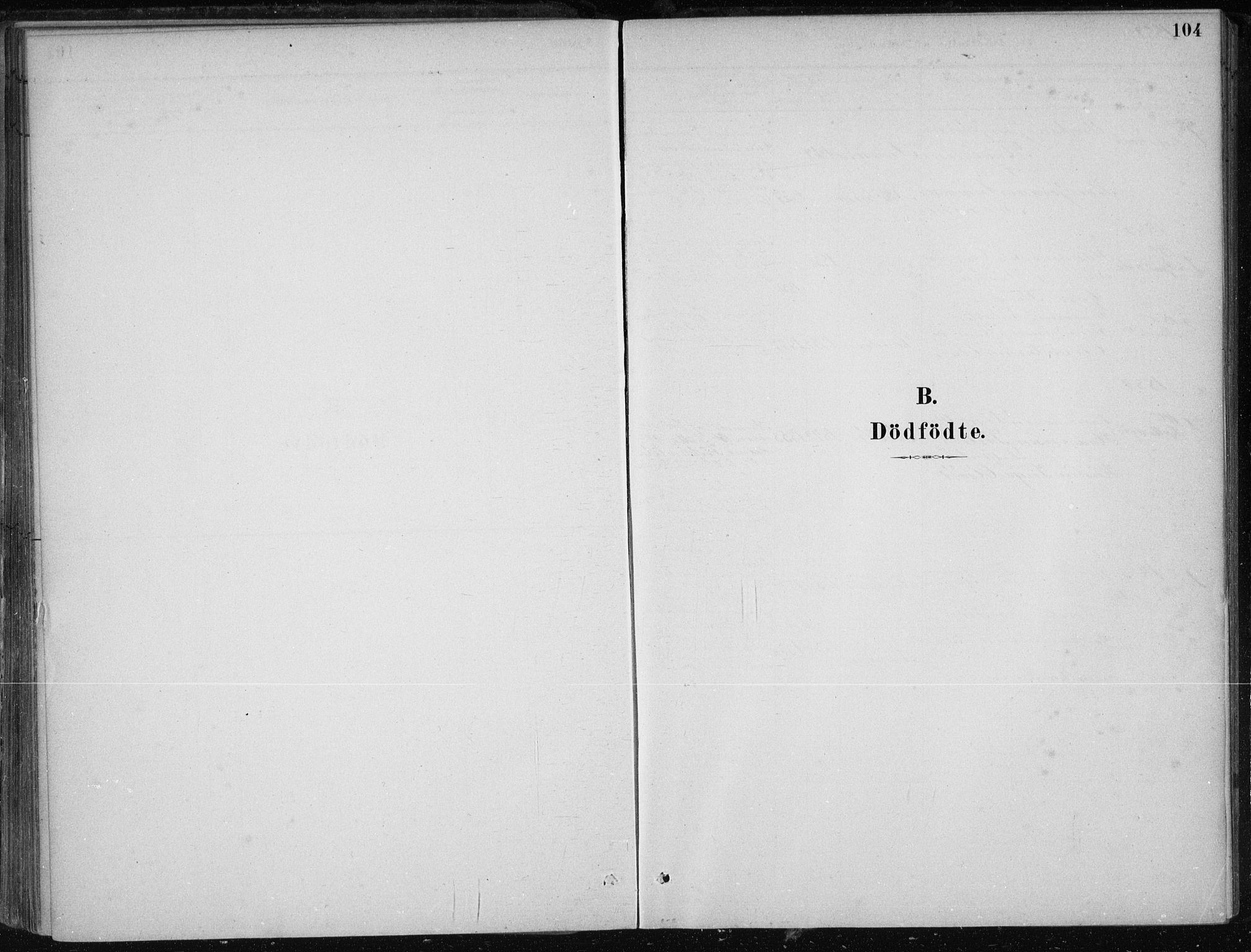SAB, Kvam sokneprestembete, H/Haa: Ministerialbok nr. B  1, 1880-1908, s. 104