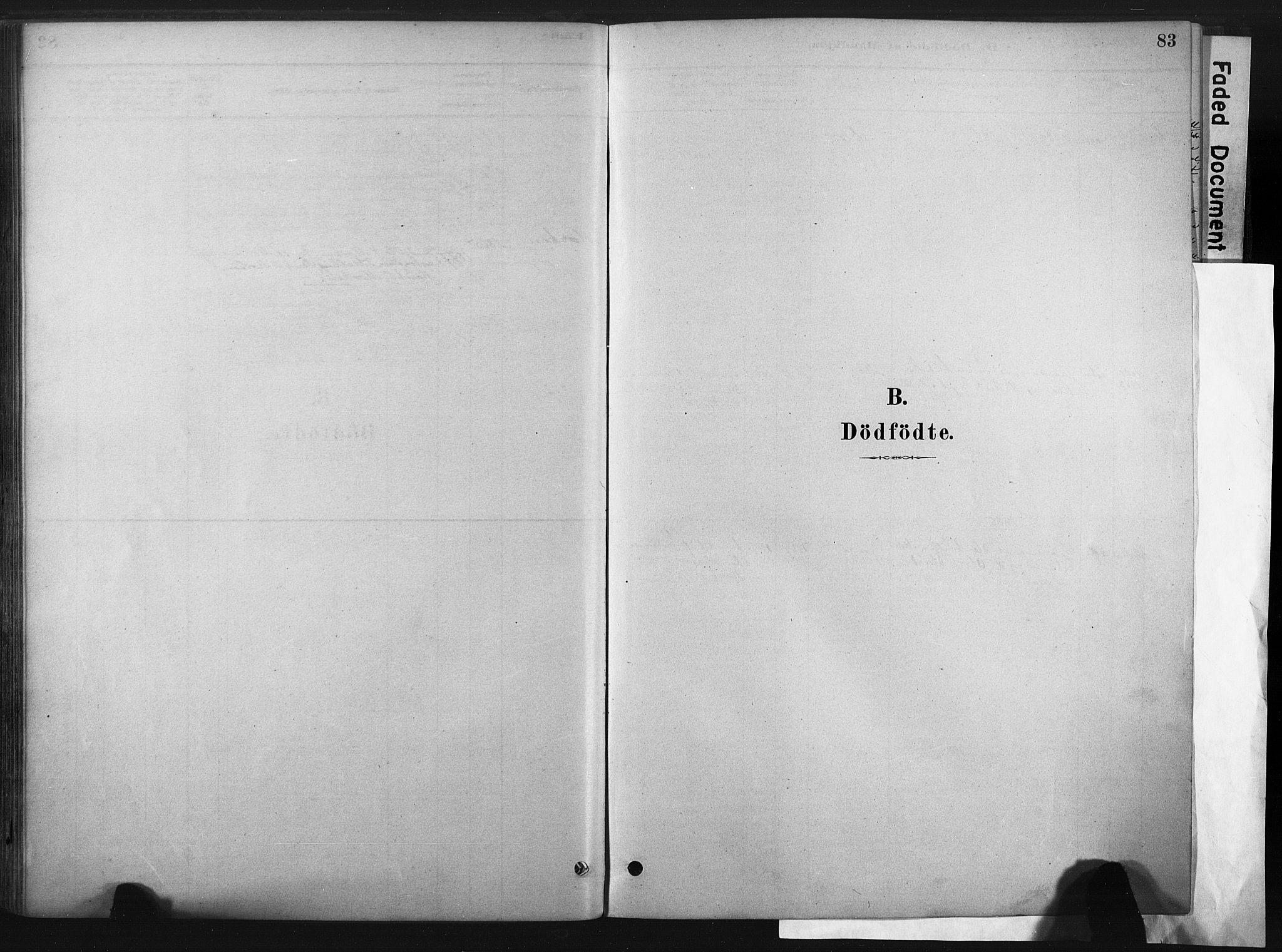 SAT, Ministerialprotokoller, klokkerbøker og fødselsregistre - Sør-Trøndelag, 667/L0795: Ministerialbok nr. 667A03, 1879-1907, s. 83