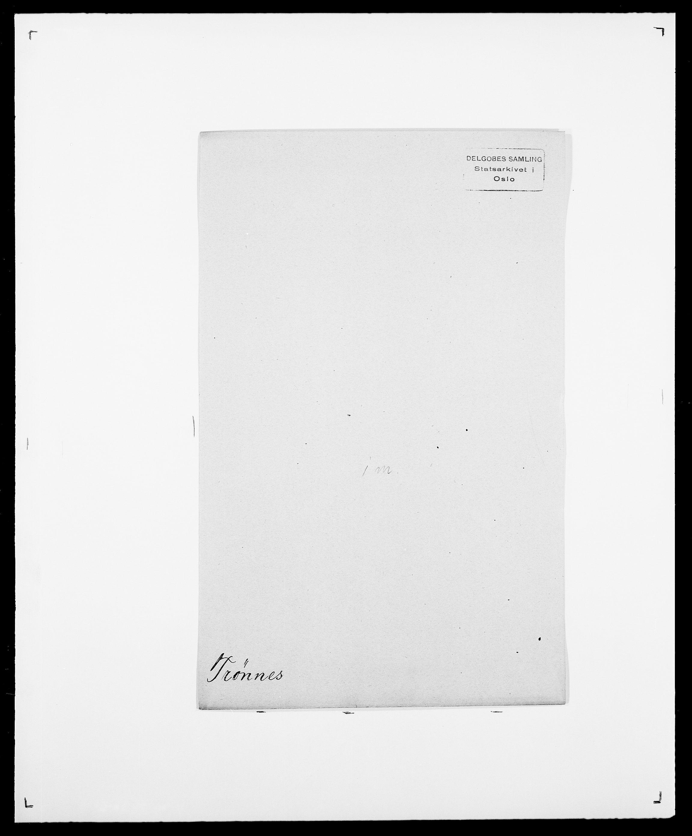 SAO, Delgobe, Charles Antoine - samling, D/Da/L0039: Thorsen - Urup, s. 434