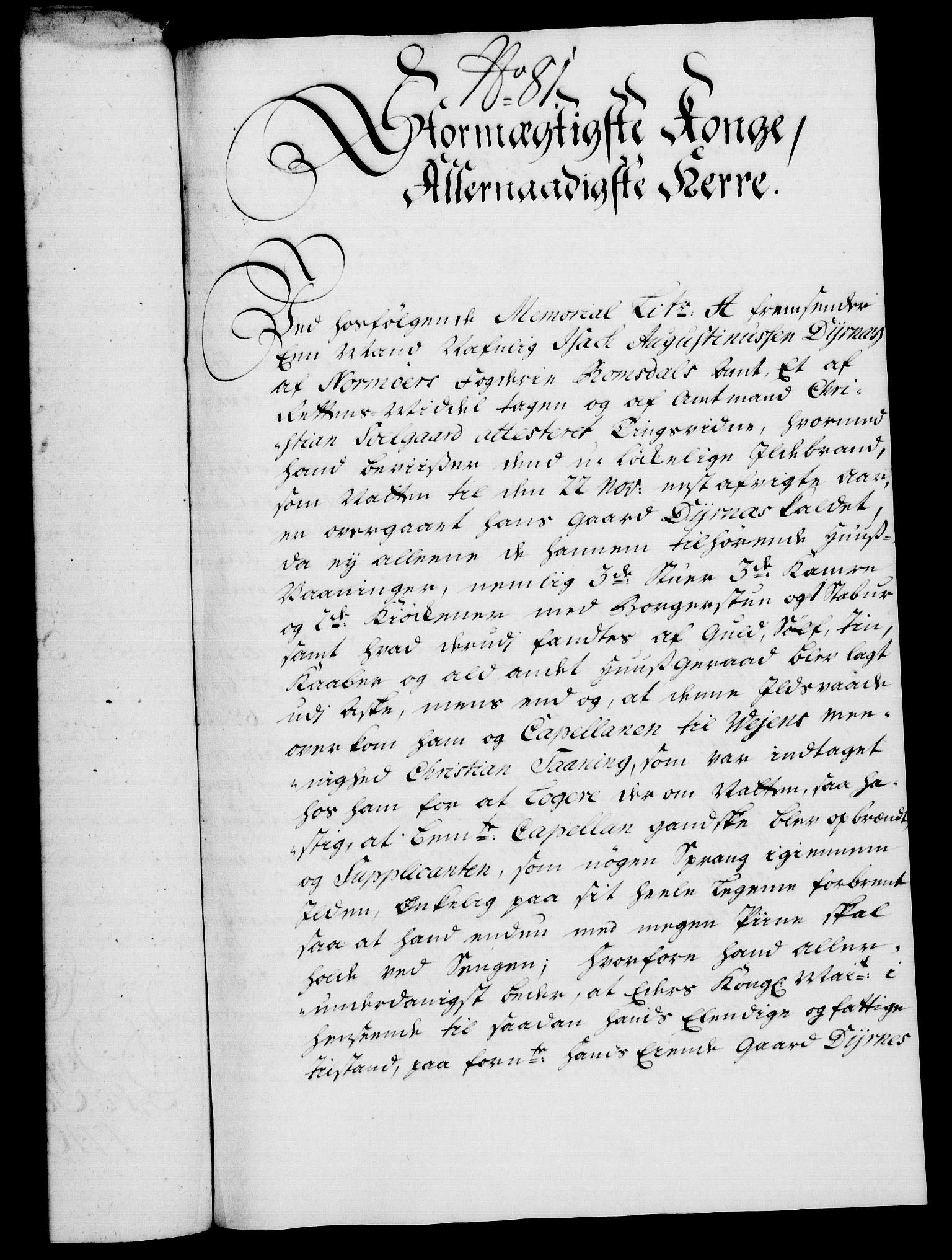 RA, Rentekammeret, Kammerkanselliet, G/Gf/Gfa/L0023: Norsk relasjons- og resolusjonsprotokoll (merket RK 52.23), 1740, s. 568