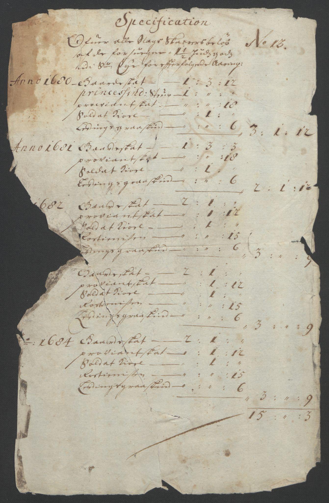 RA, Rentekammeret inntil 1814, Reviderte regnskaper, Fogderegnskap, R24/L1572: Fogderegnskap Numedal og Sandsvær, 1679-1686, s. 193