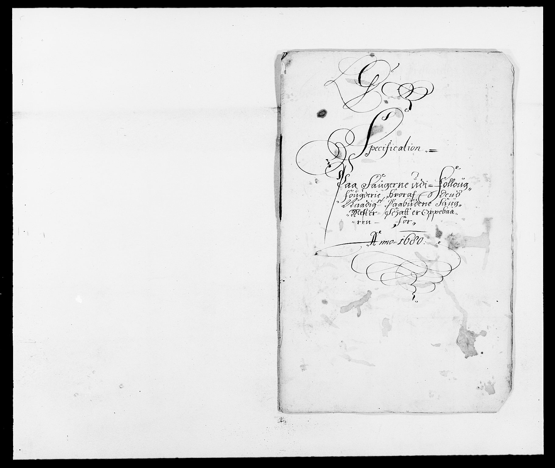 RA, Rentekammeret inntil 1814, Reviderte regnskaper, Fogderegnskap, R09/L0429: Fogderegnskap Follo, 1680-1681, s. 154