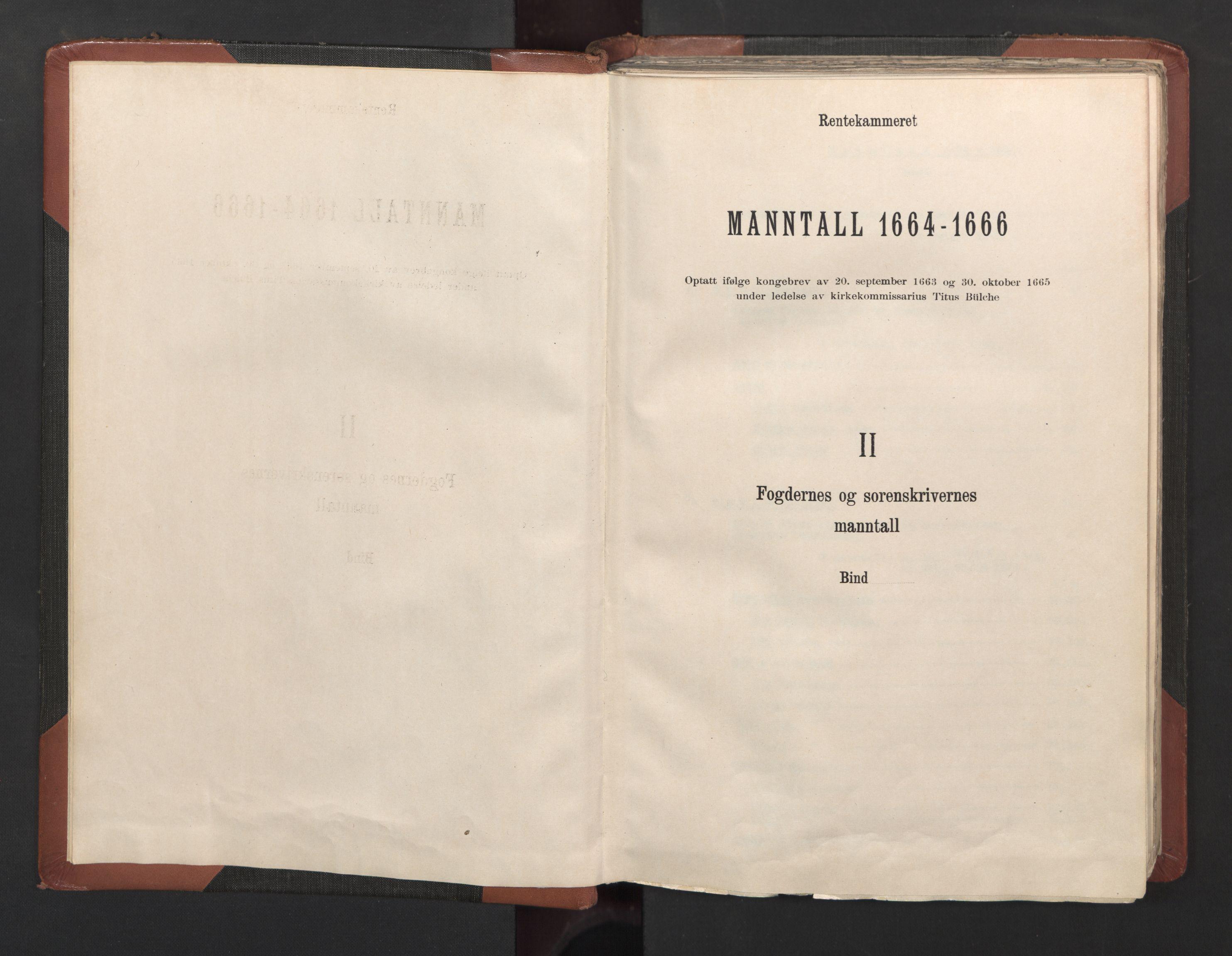 RA, Fogdenes og sorenskrivernes manntall 1664-1666, nr. 2: Aker fogderi, Follo fogderi, Nedre Romerike fogderi og Øvre Romerike fogderi, 1664, s. upaginert