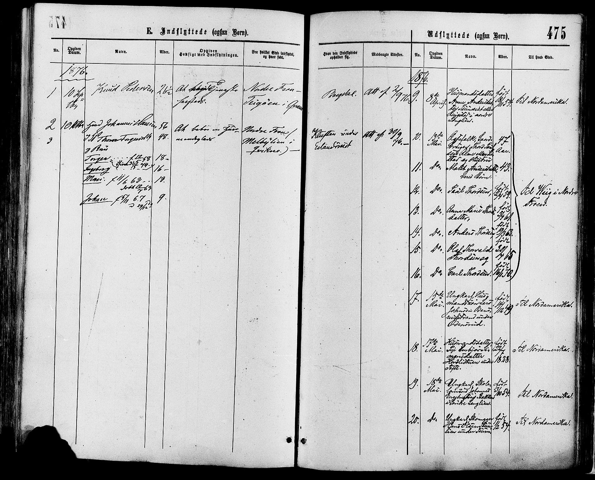 SAH, Sør-Fron prestekontor, H/Ha/Haa/L0002: Ministerialbok nr. 2, 1864-1880, s. 475