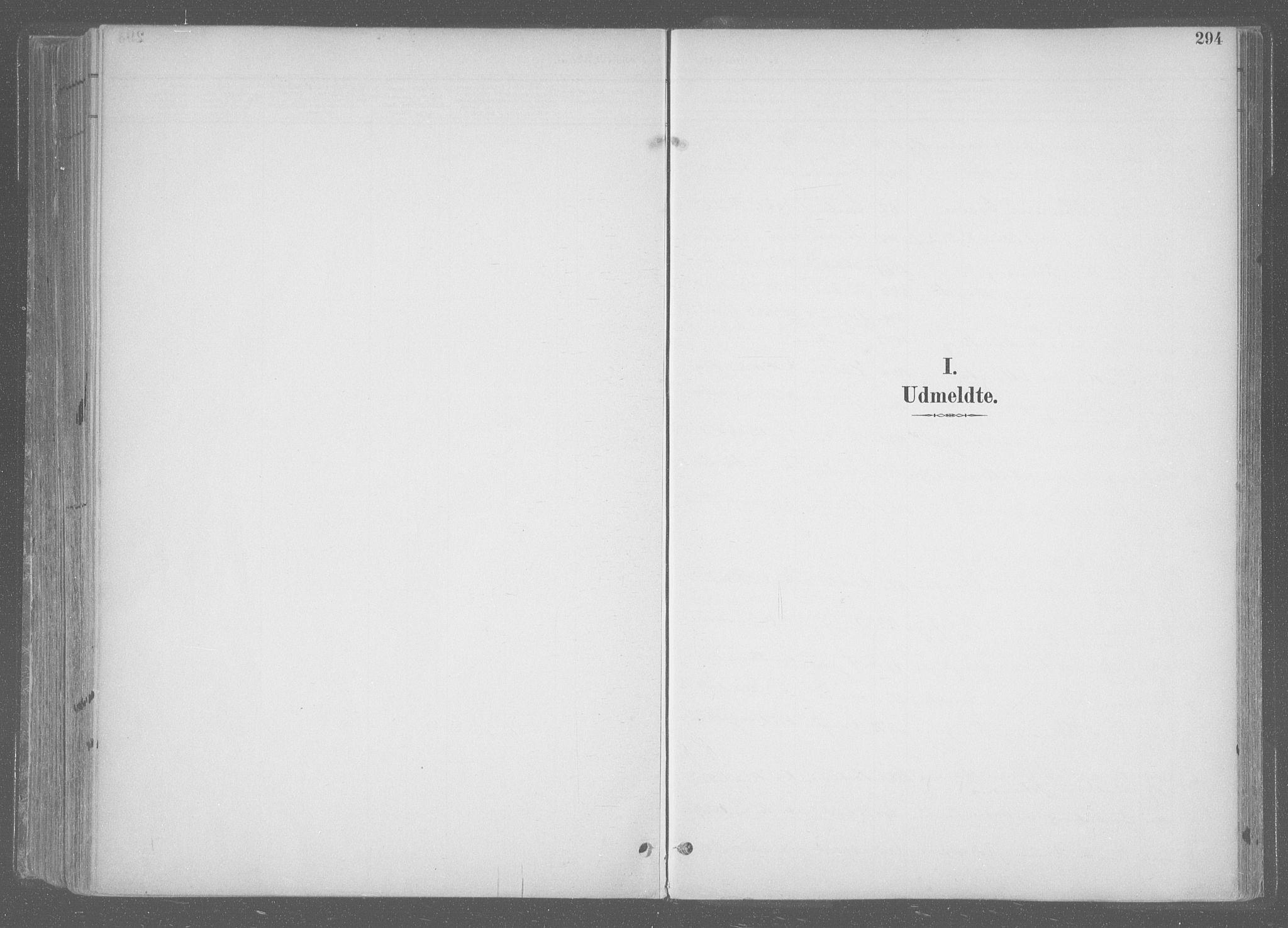 SAT, Ministerialprotokoller, klokkerbøker og fødselsregistre - Sør-Trøndelag, 601/L0064: Ministerialbok nr. 601A31, 1891-1911, s. 294