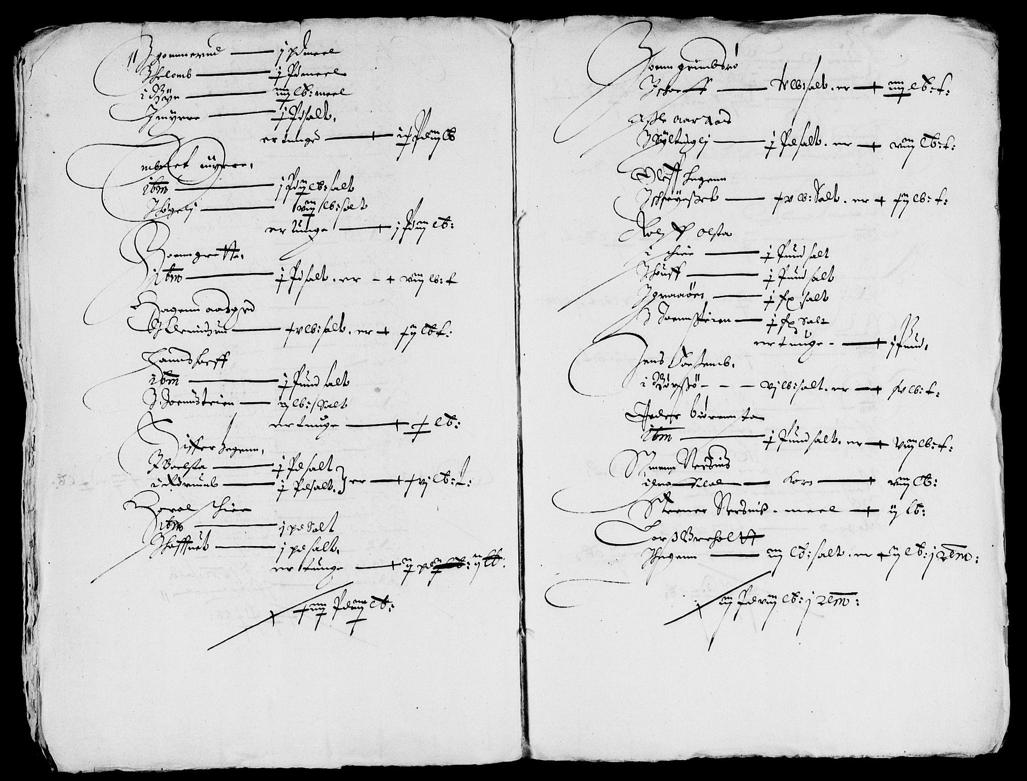 RA, Rentekammeret inntil 1814, Reviderte regnskaper, Lensregnskaper, R/Rb/Rba/L0181: Akershus len, 1644-1645